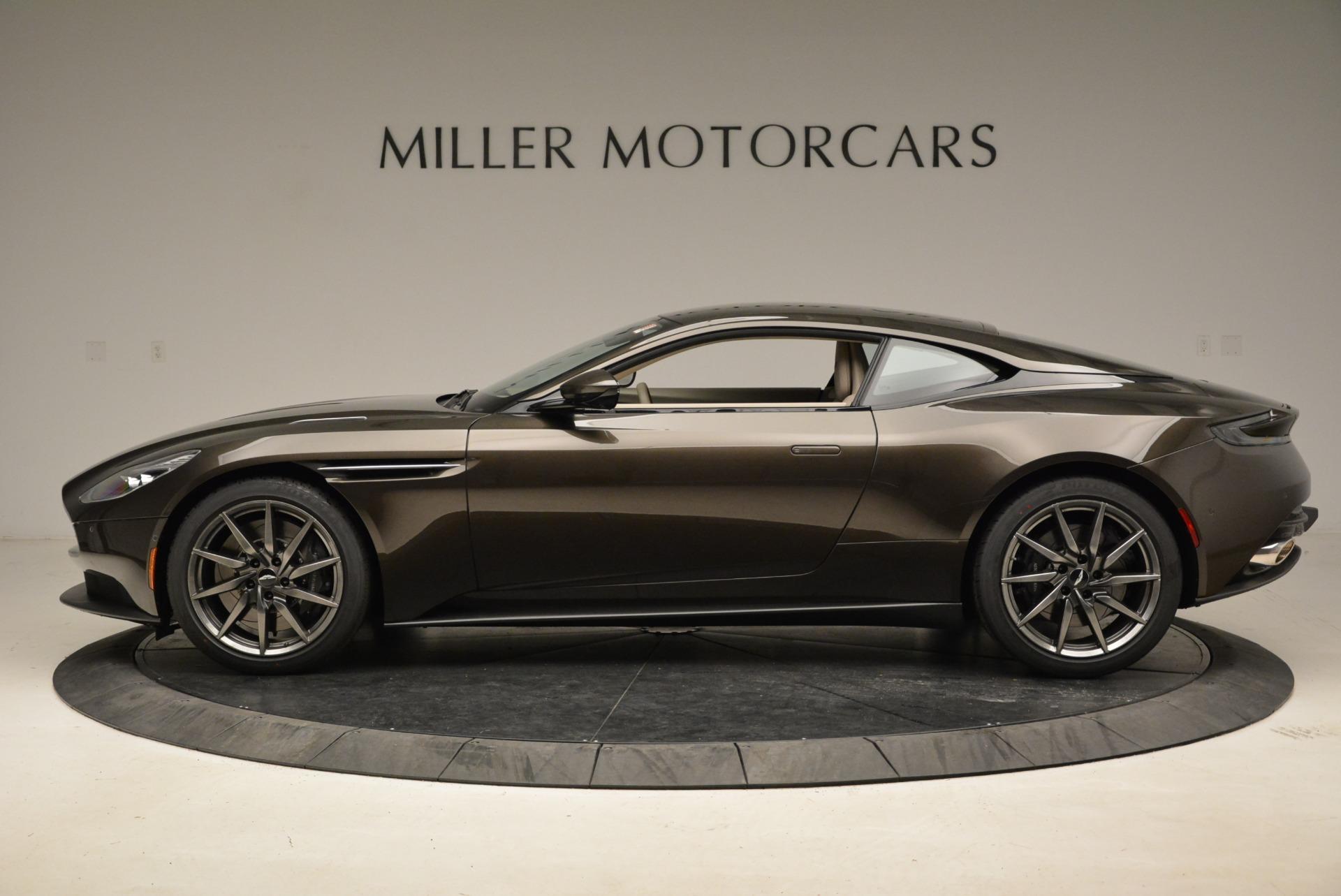 New 2018 Aston Martin DB11 V12 For Sale In Greenwich, CT 1904_p3