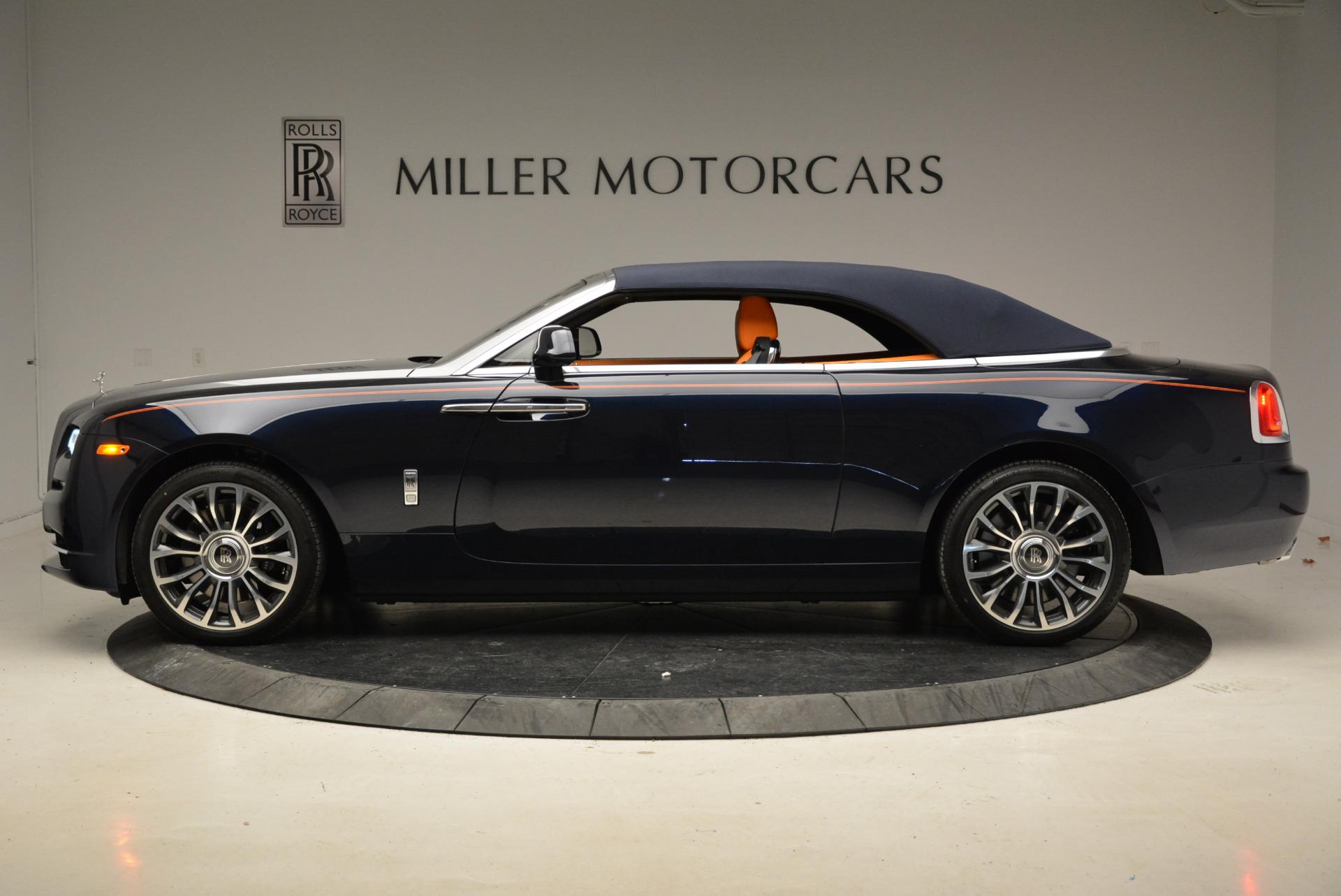 New 2018 Rolls-Royce Dawn  For Sale In Greenwich, CT 1905_p14