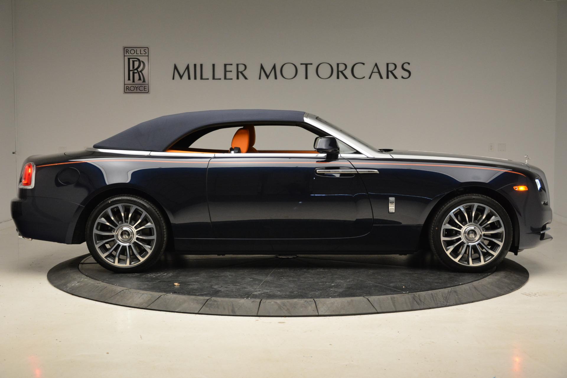 New 2018 Rolls-Royce Dawn  For Sale In Greenwich, CT 1905_p20