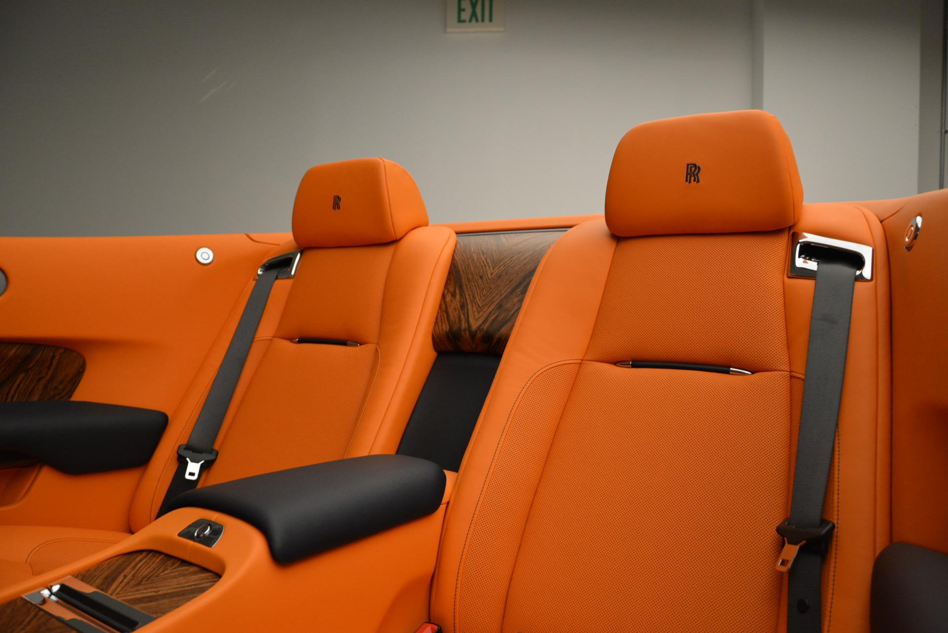 New 2018 Rolls-Royce Dawn  For Sale In Greenwich, CT 1905_p32