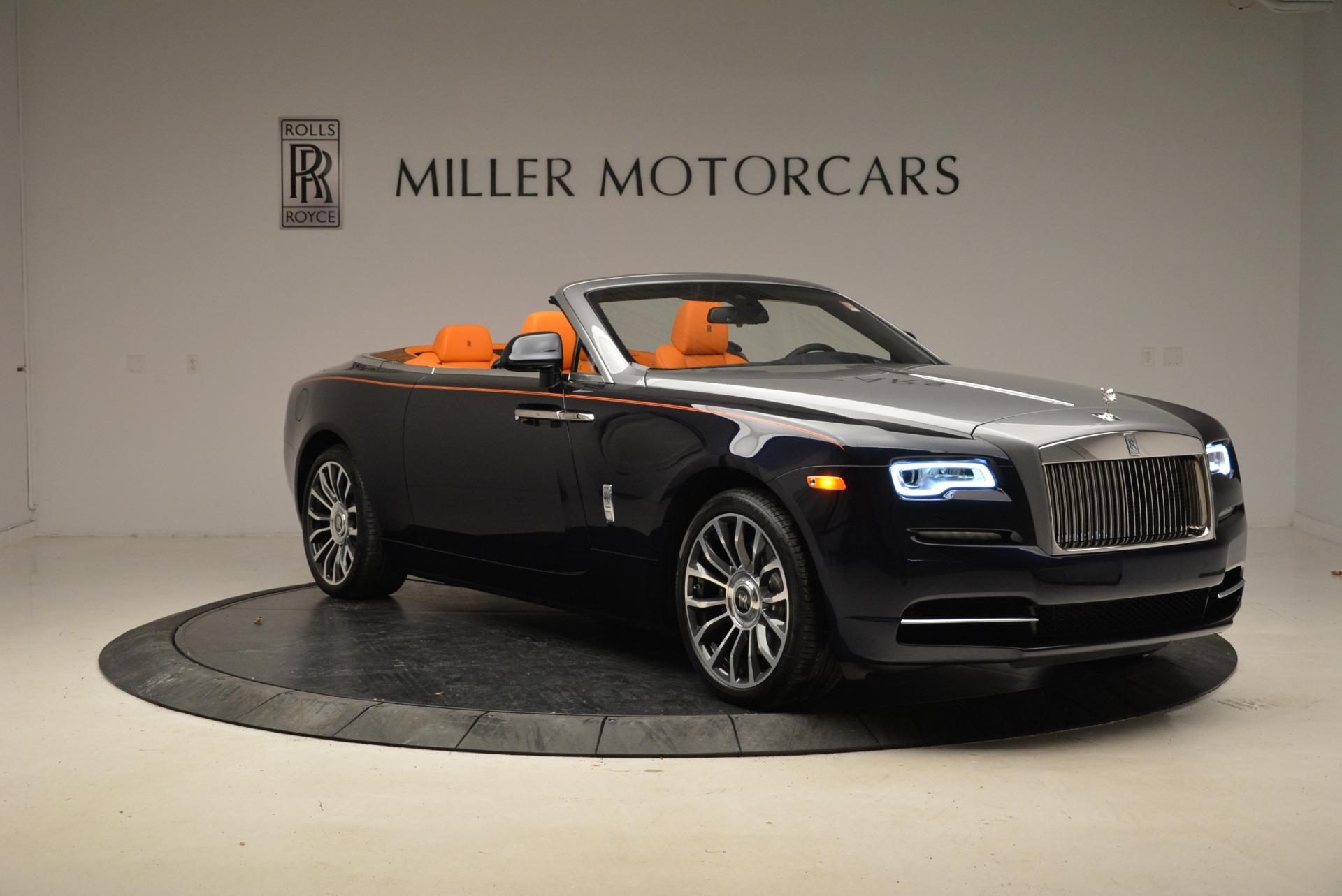 New 2018 Rolls-Royce Dawn  For Sale In Greenwich, CT 1905_p9