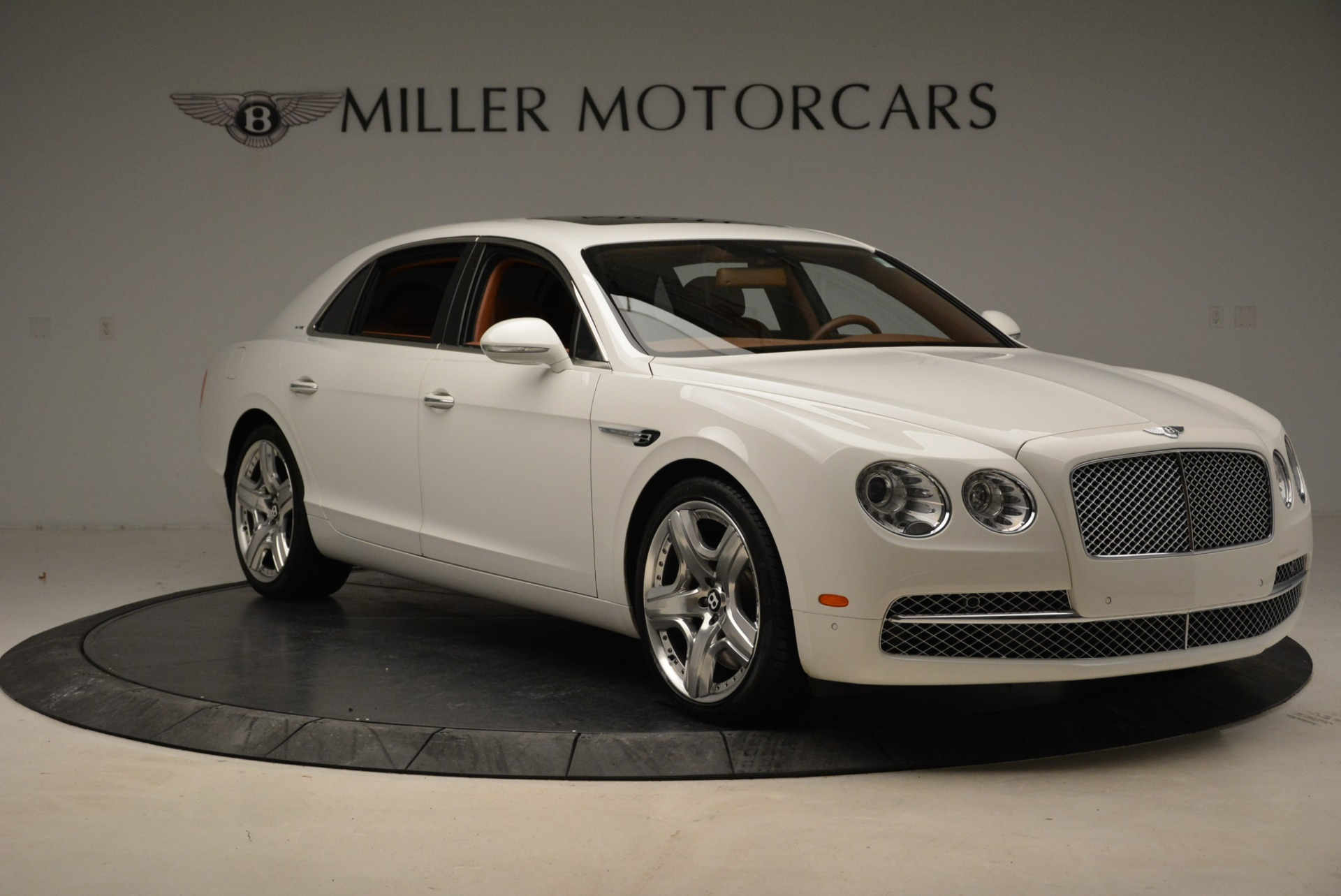 Used 2014 Bentley Flying Spur W12 For Sale In Greenwich, CT 1906_p11