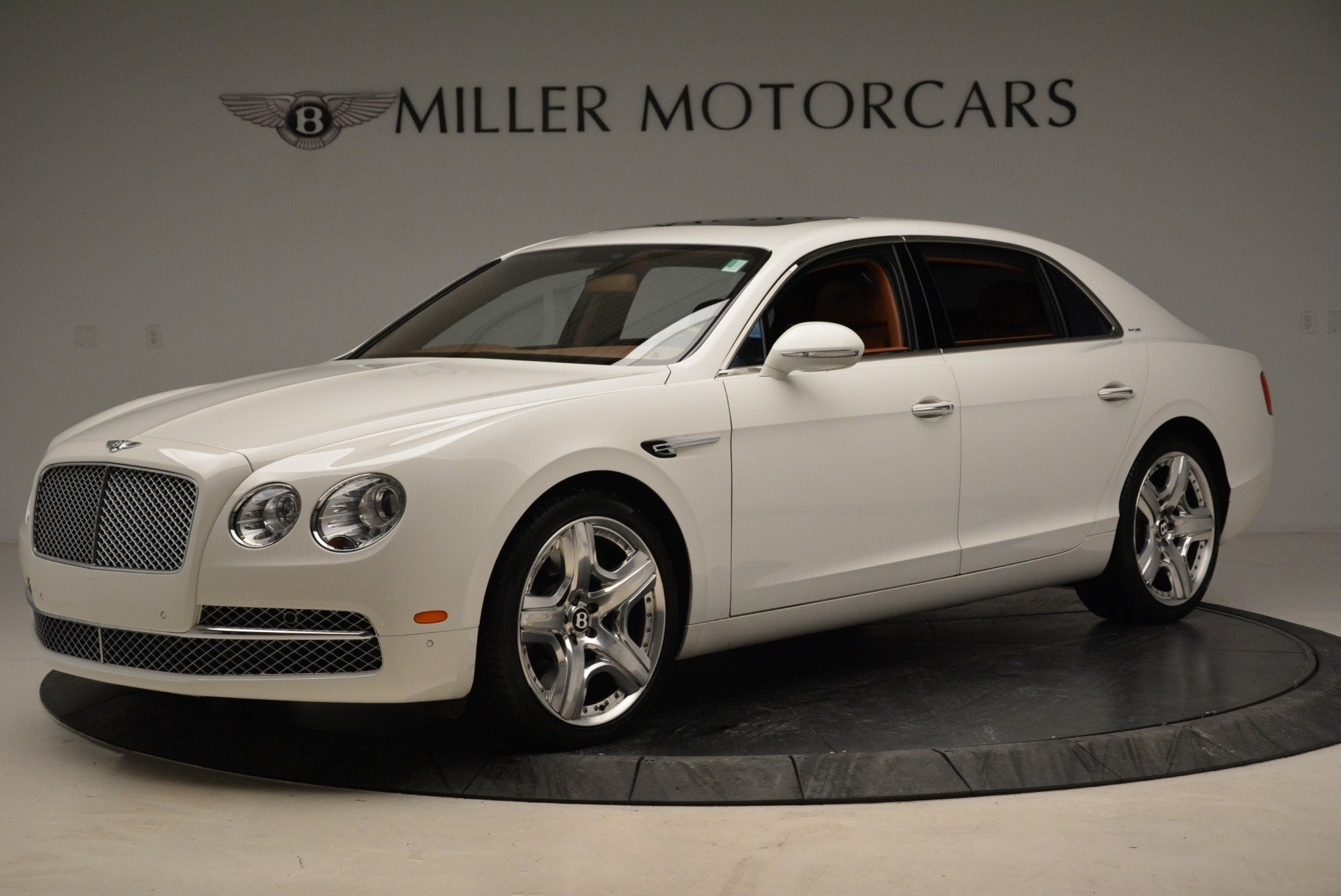 Used 2014 Bentley Flying Spur W12 For Sale In Greenwich, CT 1906_p2