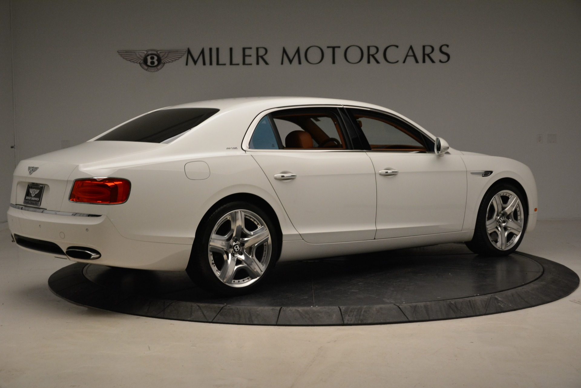 Used 2014 Bentley Flying Spur W12 For Sale In Greenwich, CT 1906_p8