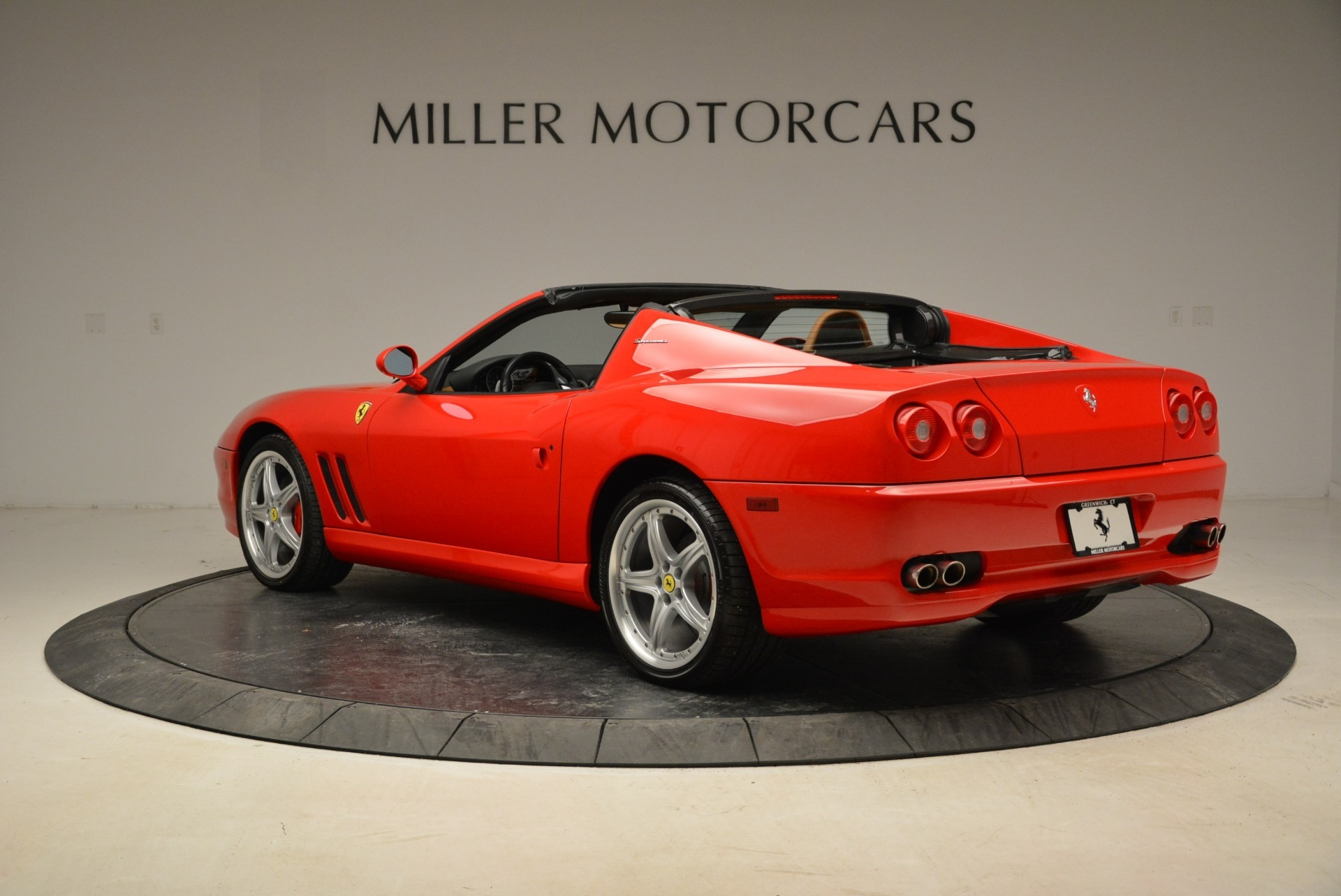 Used 2005 FERRARI Superamerica  For Sale In Greenwich, CT 1909_p4