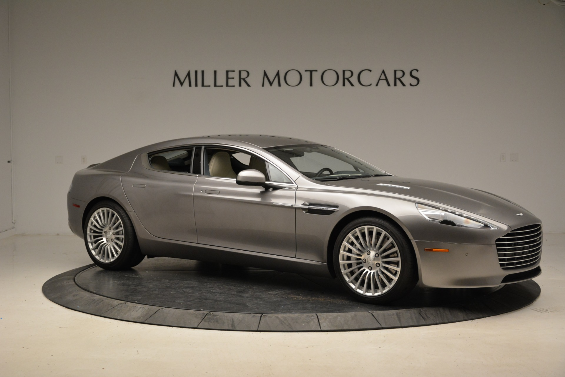 Used 2014 Aston Martin Rapide S  For Sale In Greenwich, CT 1910_p10