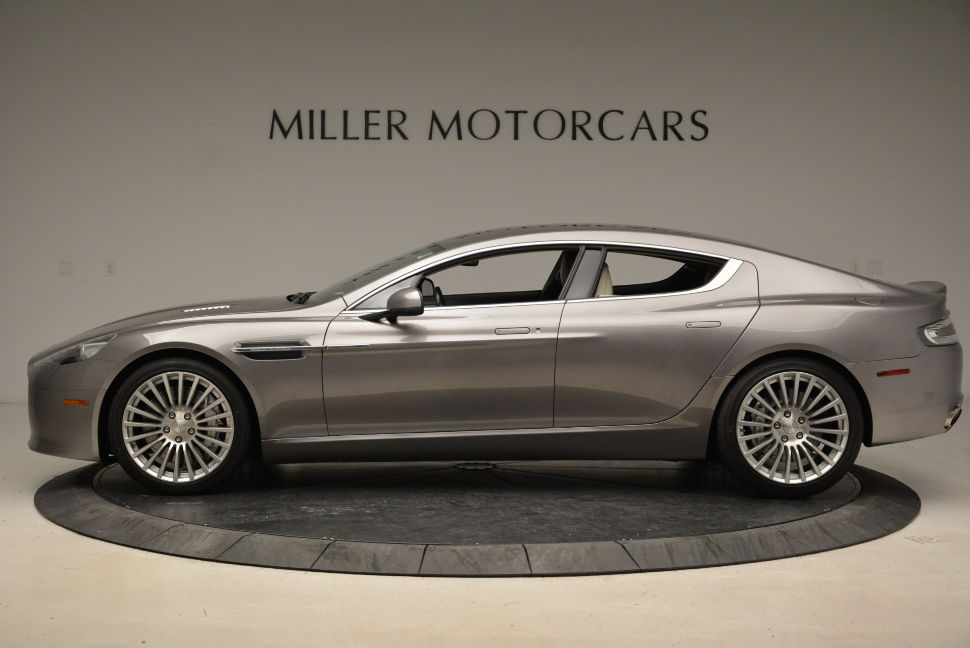 Used 2014 Aston Martin Rapide S  For Sale In Greenwich, CT 1910_p3