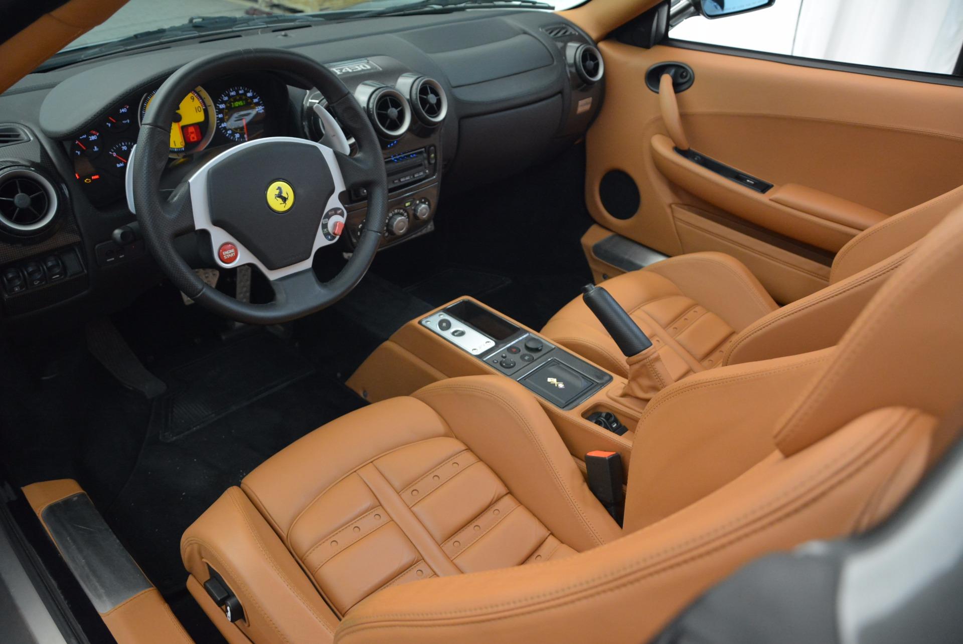 Used 2008 Ferrari F430 Spider  For Sale In Greenwich, CT 1911_p24