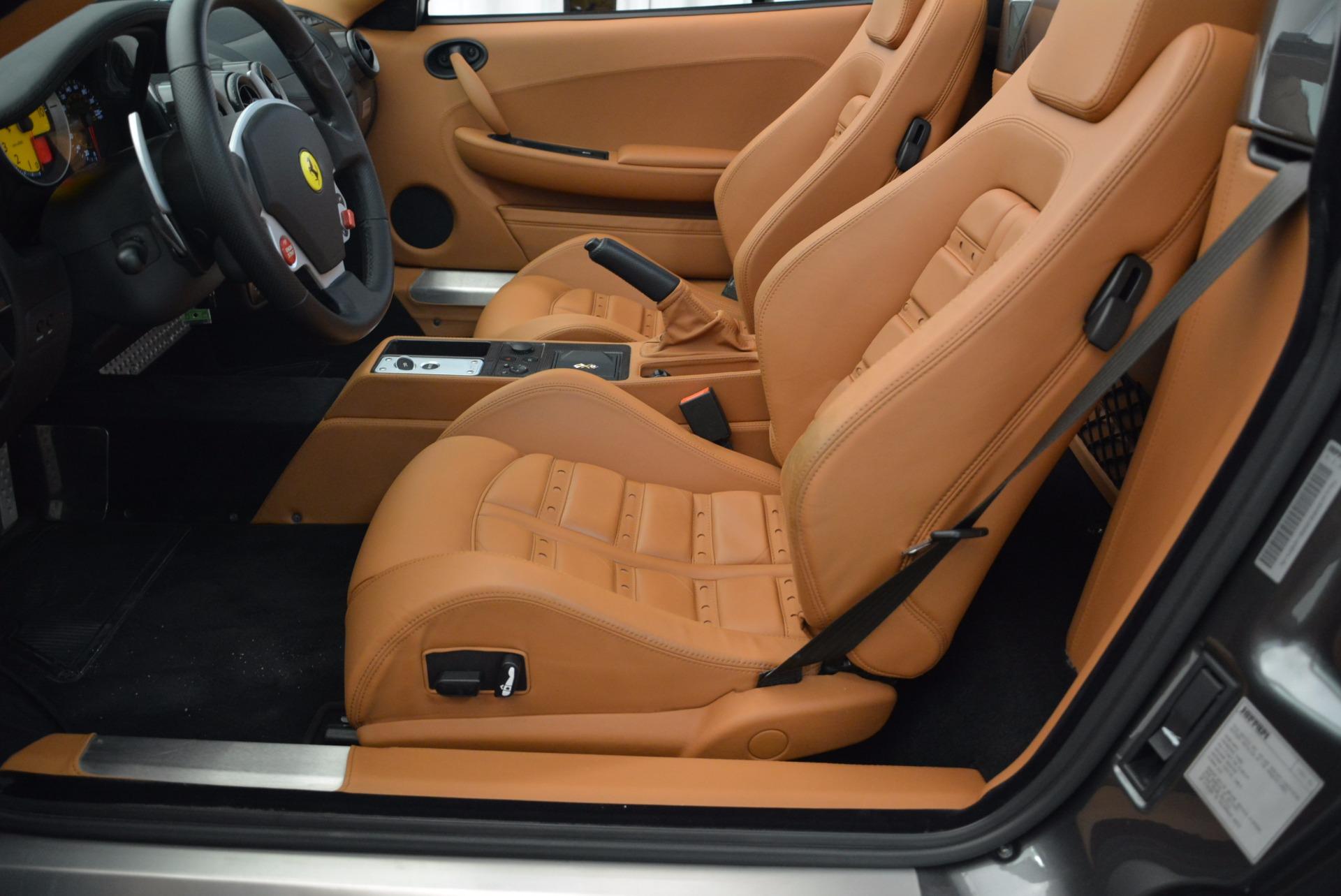 Used 2008 Ferrari F430 Spider  For Sale In Greenwich, CT 1911_p25