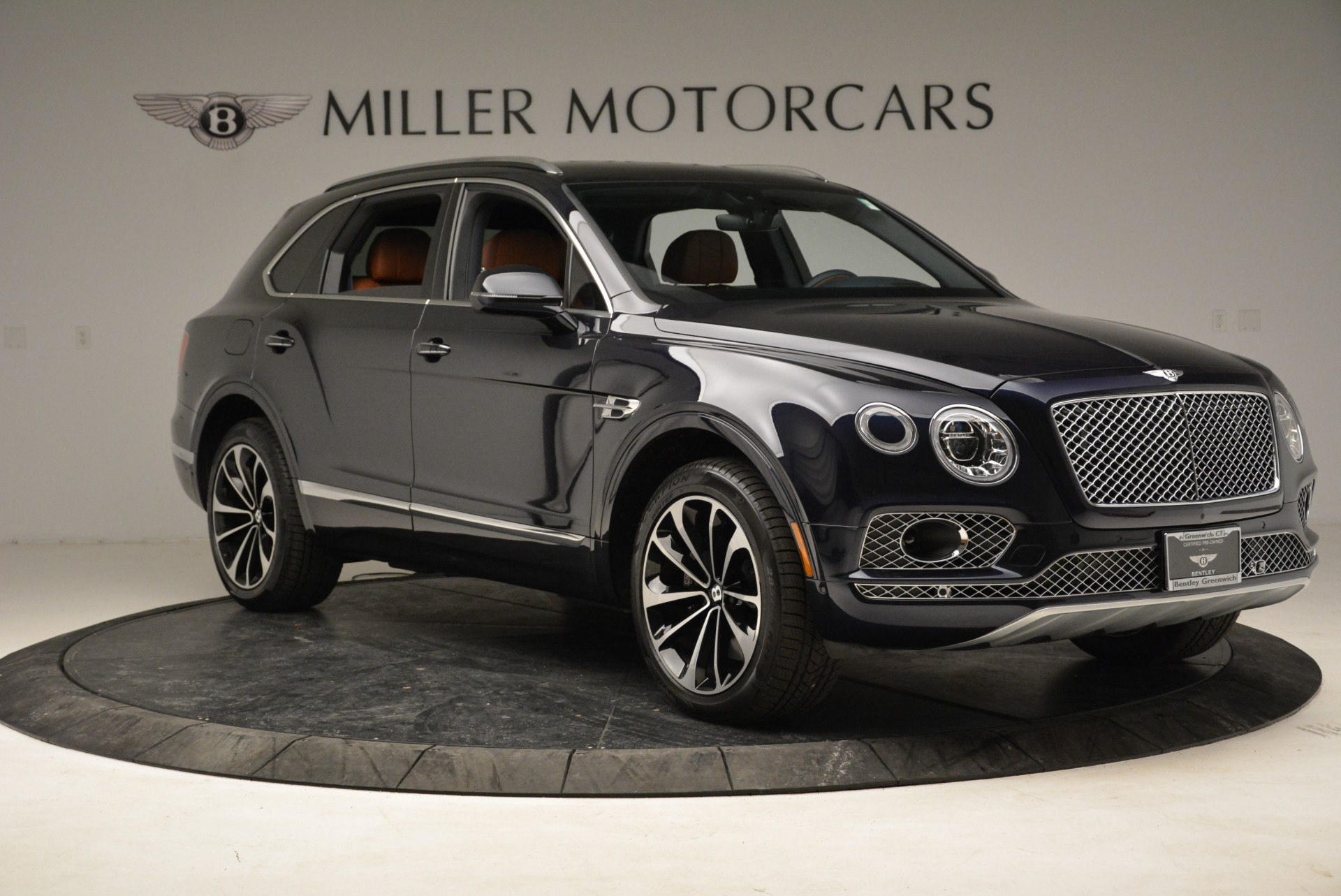 Used 2017 Bentley Bentayga W12 For Sale In Greenwich, CT 1913_p11