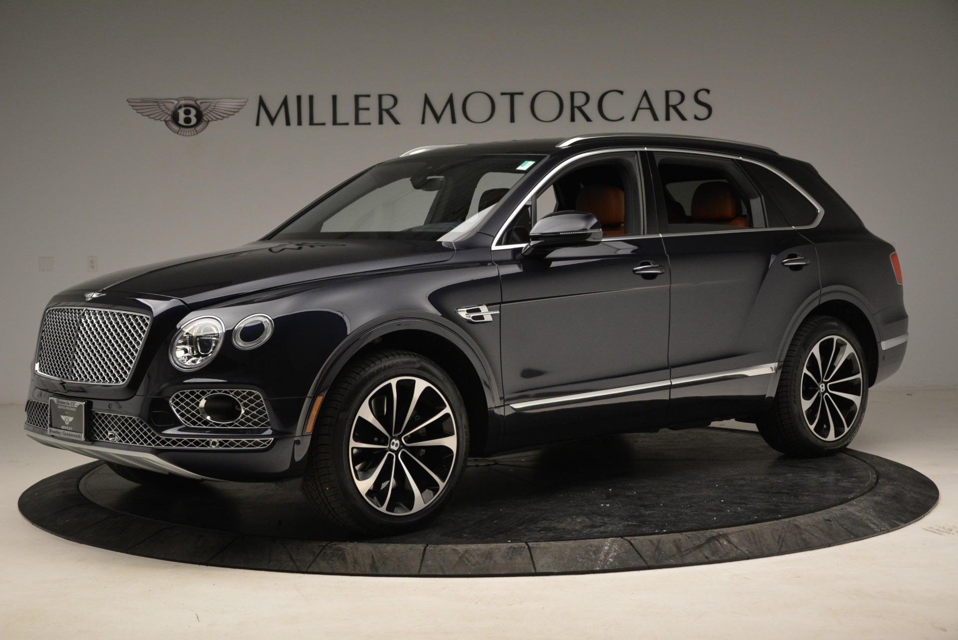 Used 2017 Bentley Bentayga W12 For Sale In Greenwich, CT 1913_p2