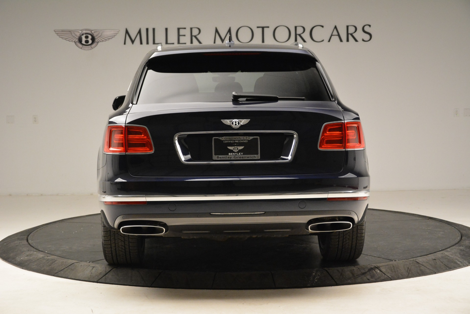 Used 2017 Bentley Bentayga W12 For Sale In Greenwich, CT 1913_p6