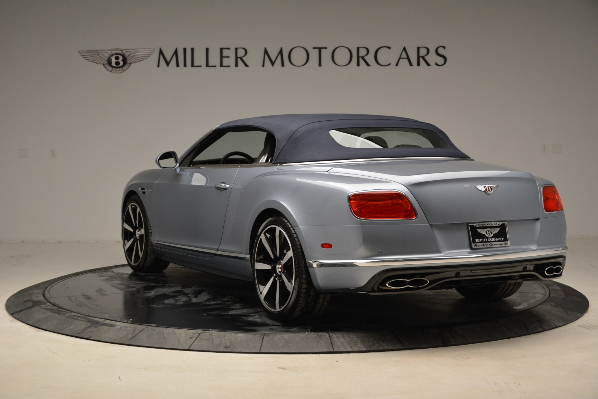 Used 2017 Bentley Continental GT V8 S For Sale In Greenwich, CT 1915_p18