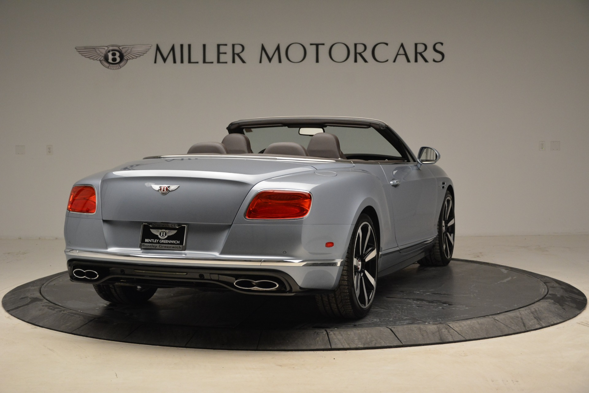 Used 2017 Bentley Continental GT V8 S For Sale In Greenwich, CT 1915_p7