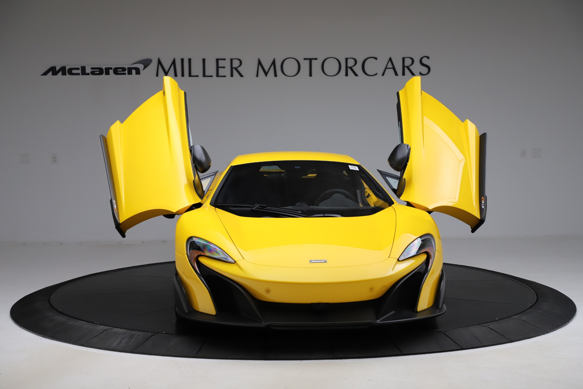 Used 2016 McLaren 675LT Coupe For Sale In Greenwich, CT 1916_p13