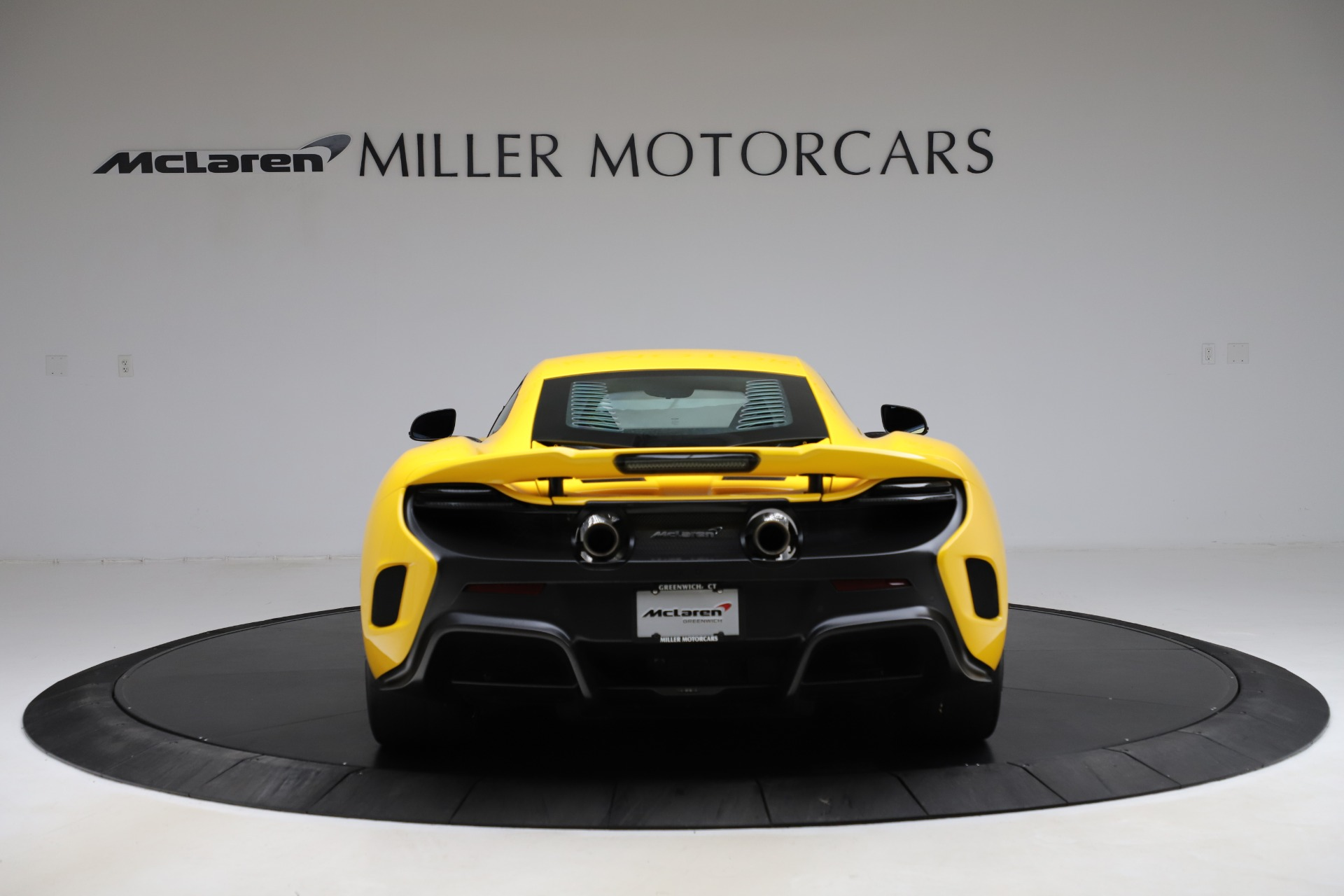 Used 2016 McLaren 675LT Coupe For Sale In Greenwich, CT 1916_p5