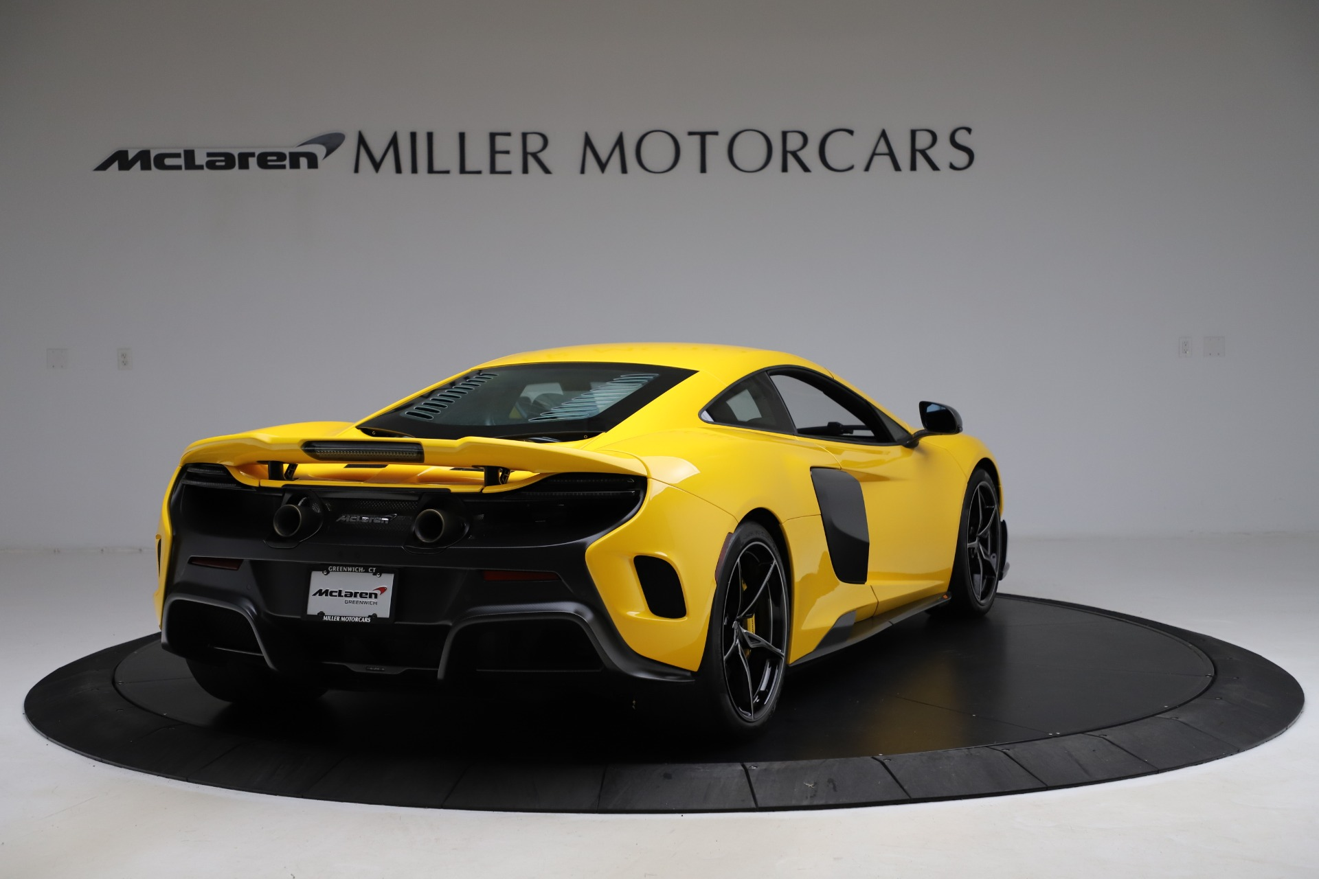 Used 2016 McLaren 675LT Coupe For Sale In Greenwich, CT 1916_p6