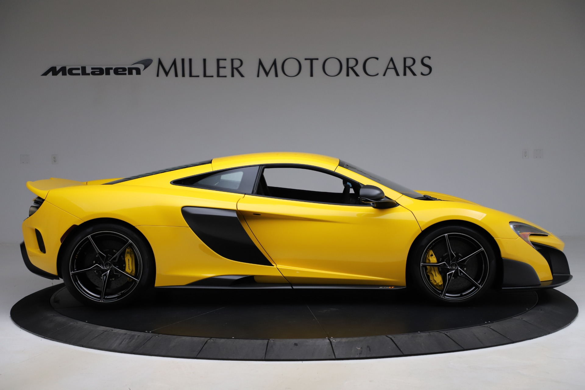 Used 2016 McLaren 675LT Coupe For Sale In Greenwich, CT 1916_p8