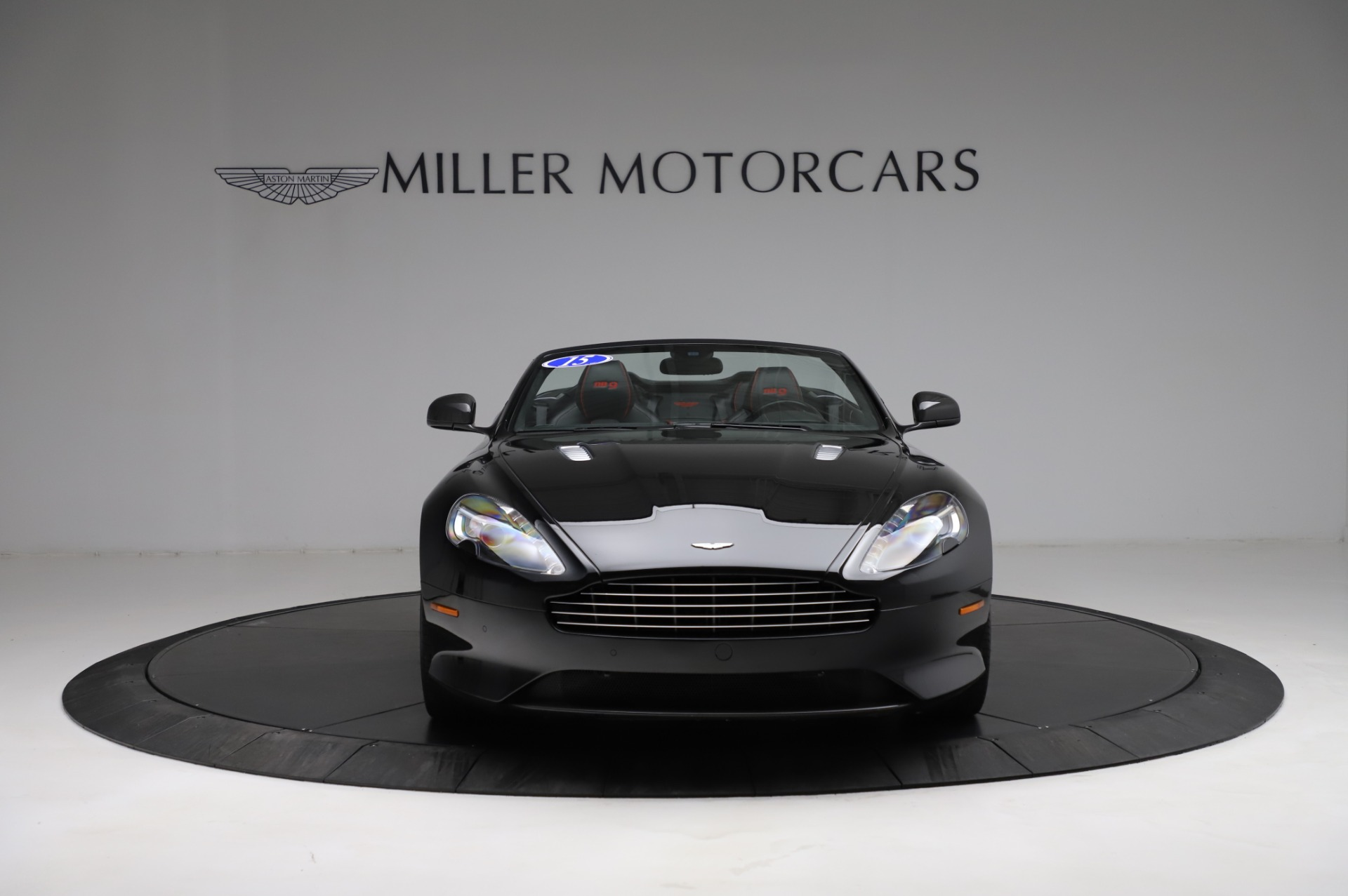 Used 2015 Aston Martin DB9 Convertible For Sale In Greenwich, CT 1919_p11