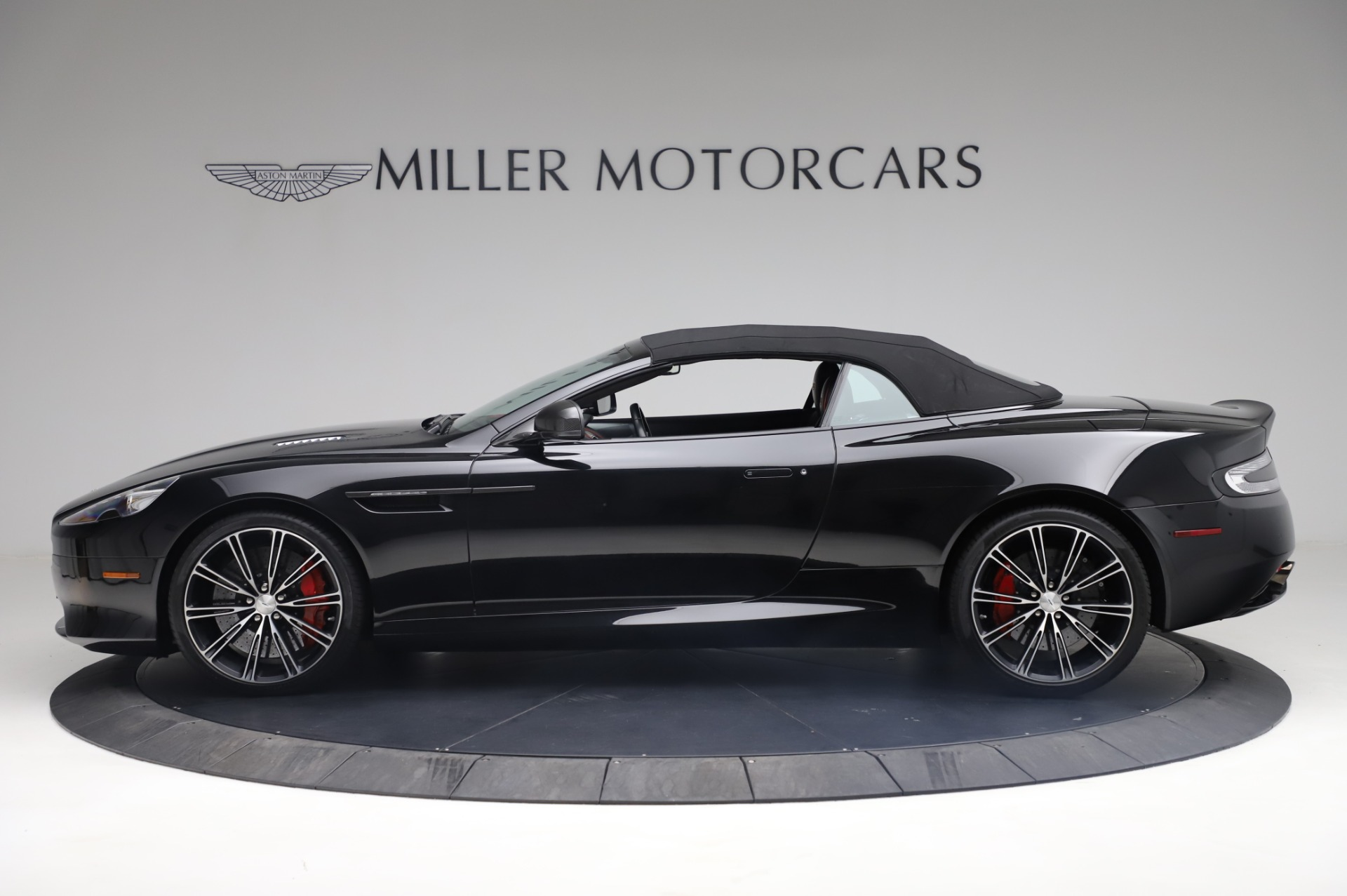 Used 2015 Aston Martin DB9 Convertible For Sale In Greenwich, CT 1919_p14