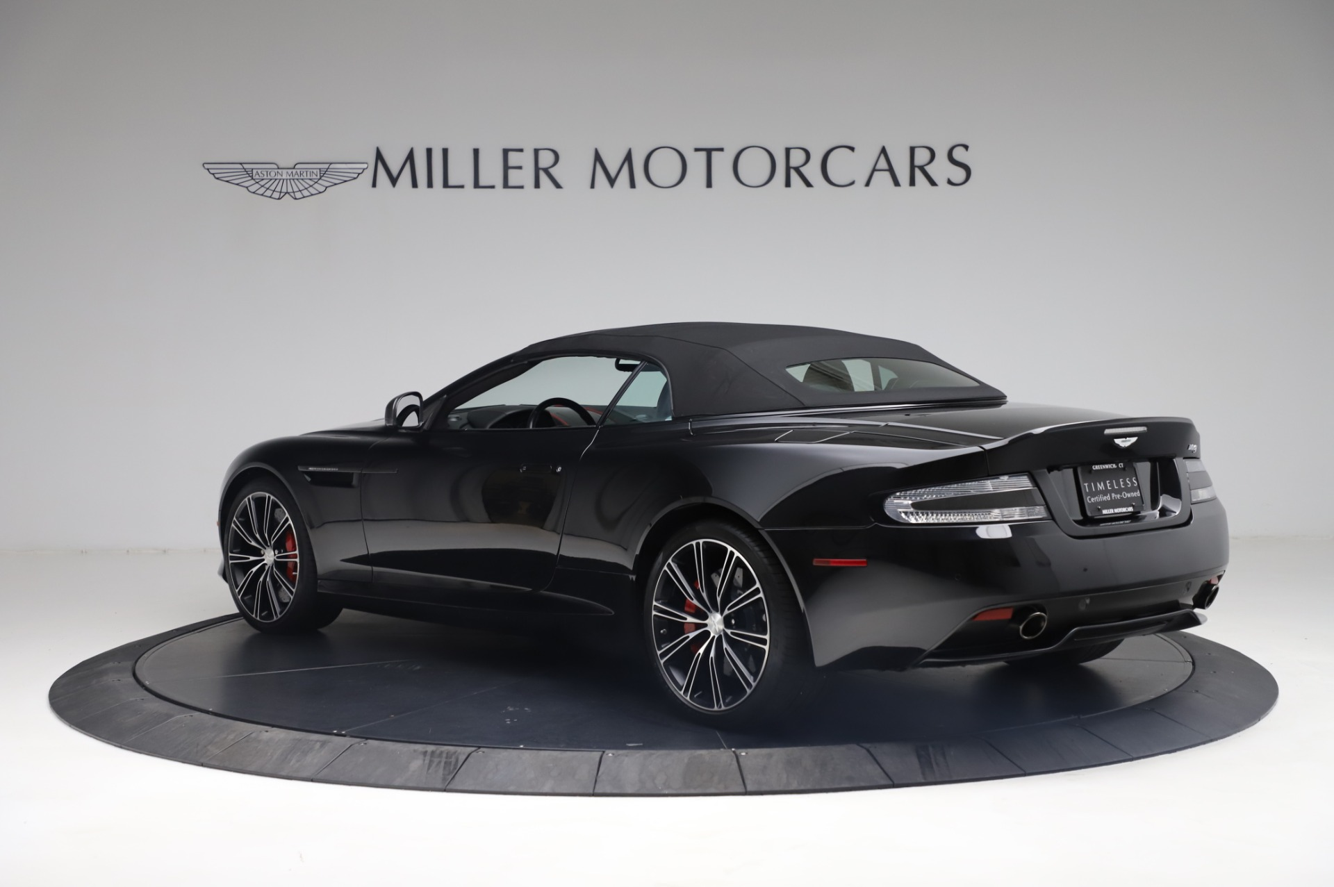 Used 2015 Aston Martin DB9 Convertible For Sale In Greenwich, CT 1919_p15