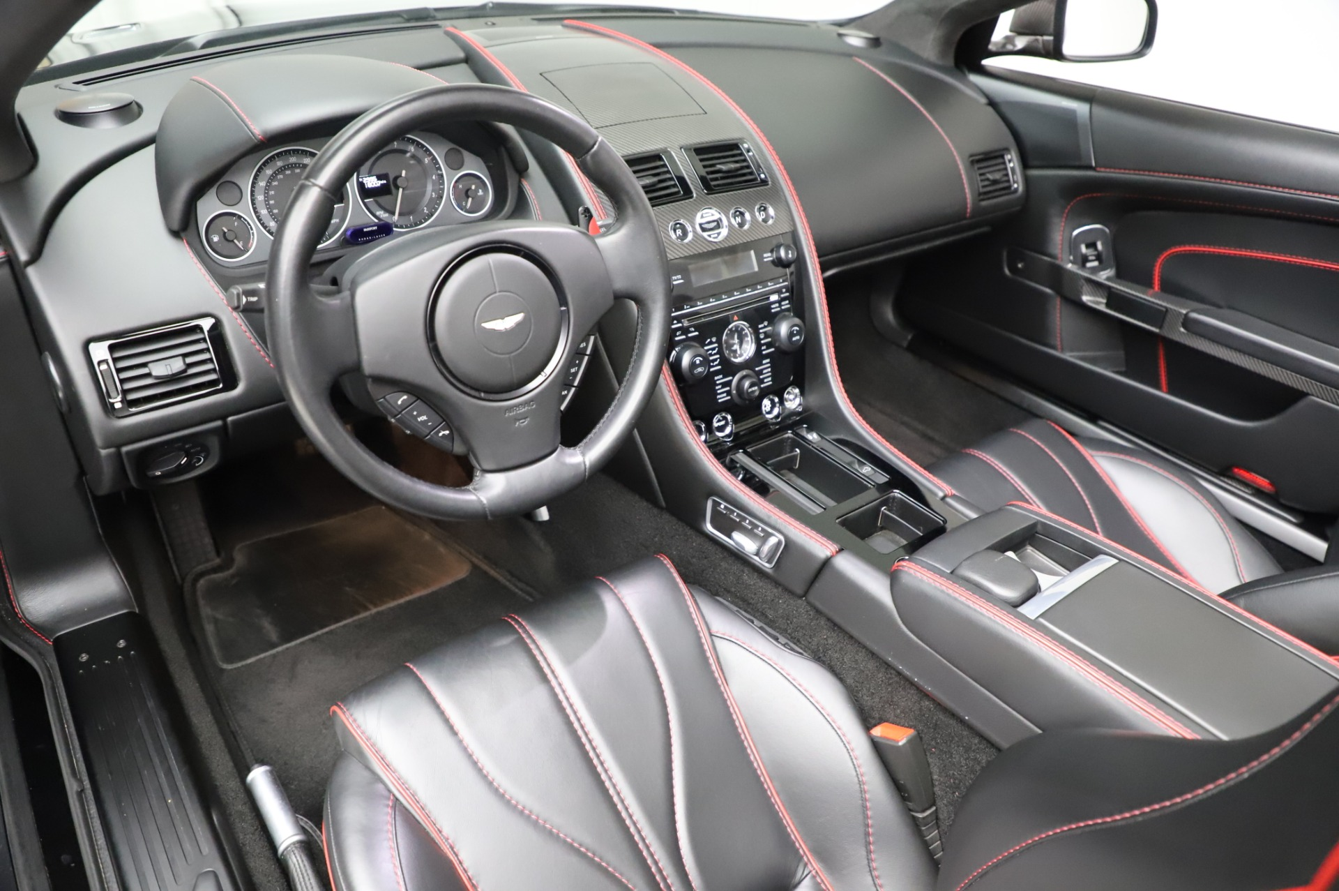 Used 2015 Aston Martin DB9 Convertible For Sale In Greenwich, CT 1919_p19