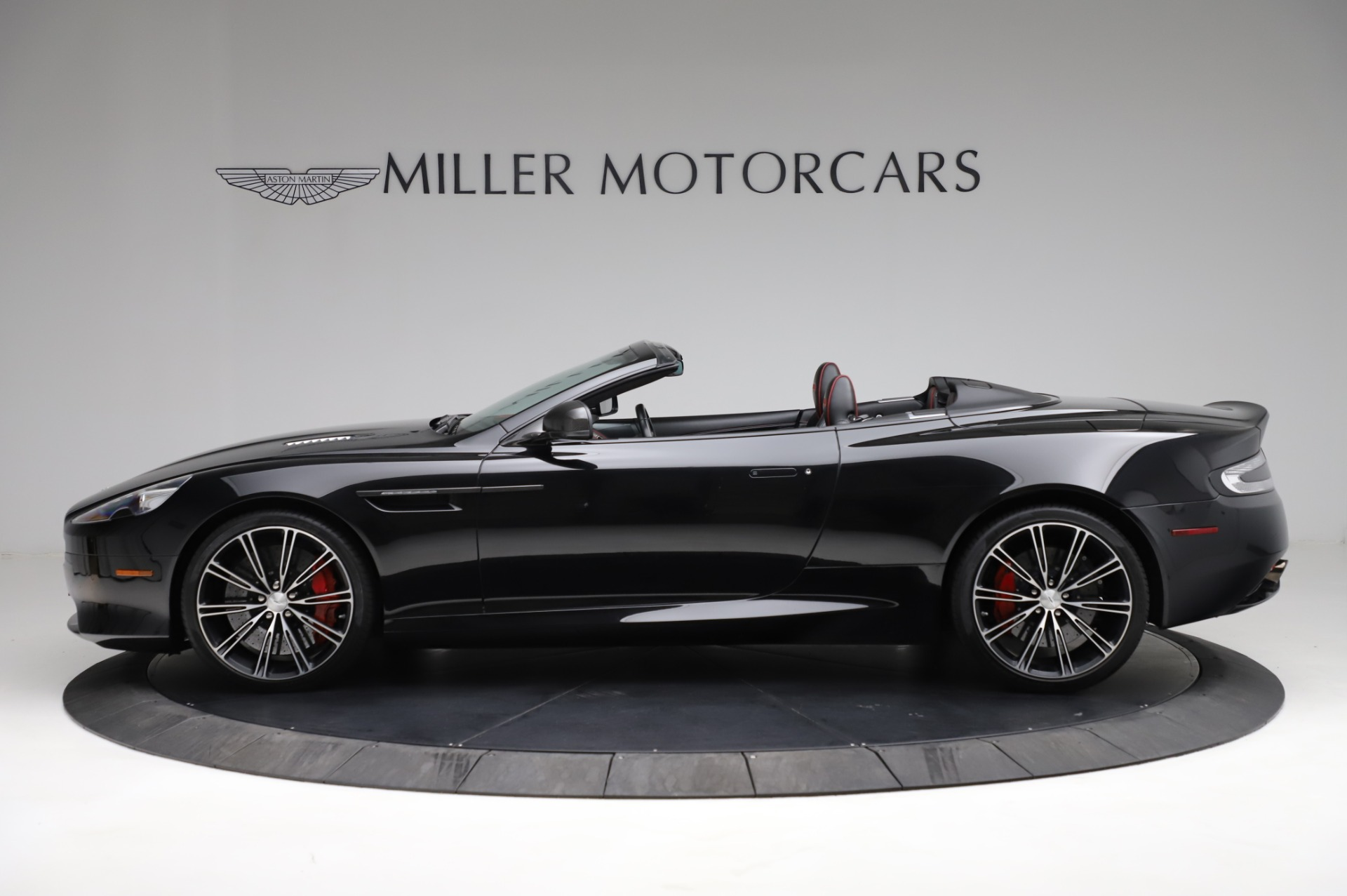 Used 2015 Aston Martin DB9 Convertible For Sale In Greenwich, CT 1919_p2