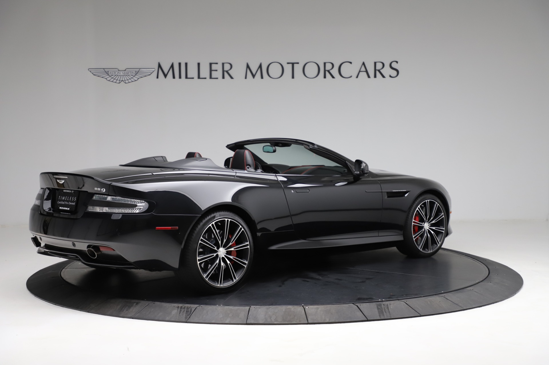 Used 2015 Aston Martin DB9 Convertible For Sale In Greenwich, CT 1919_p7
