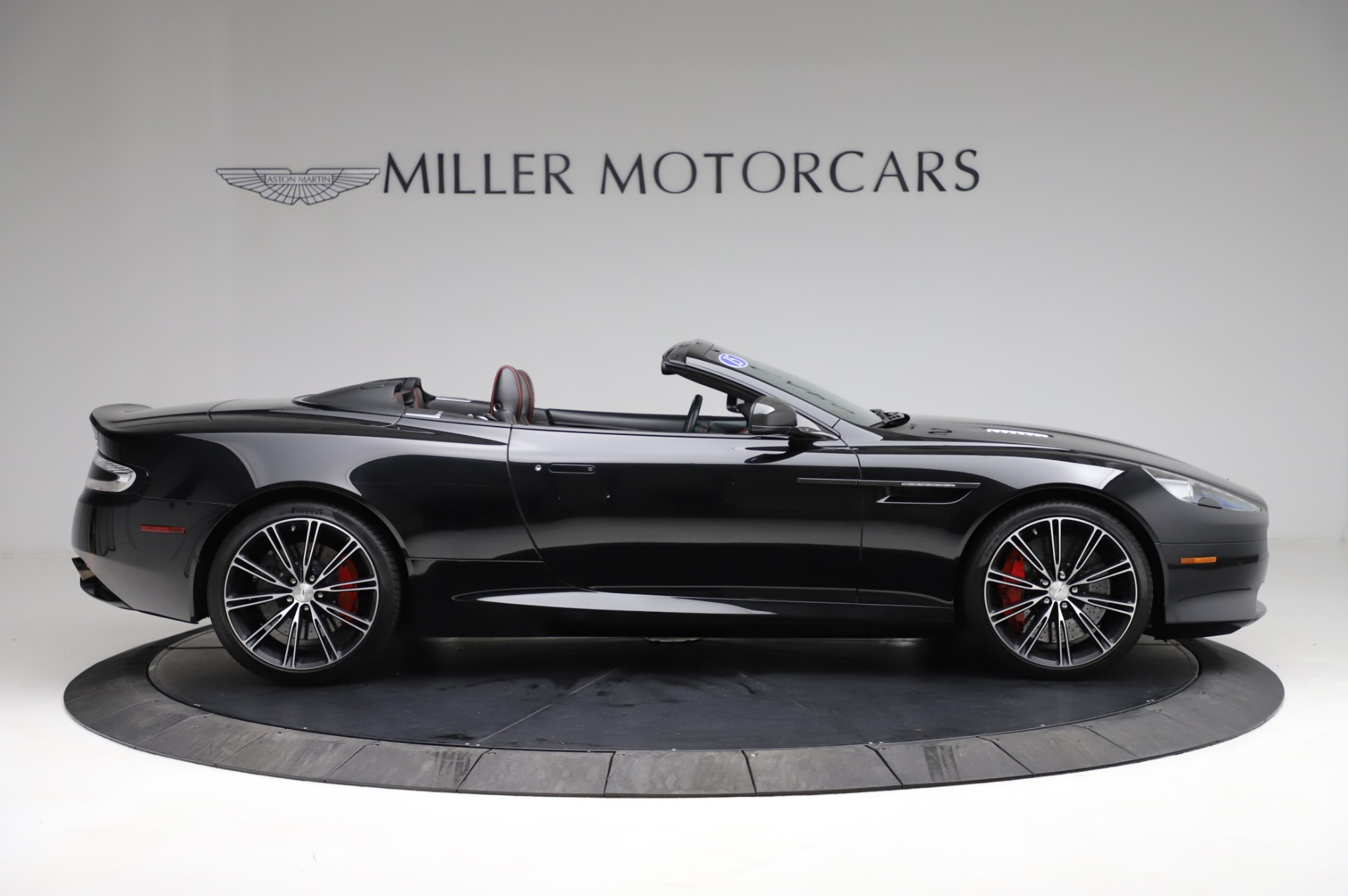 Used 2015 Aston Martin DB9 Convertible For Sale In Greenwich, CT 1919_p8