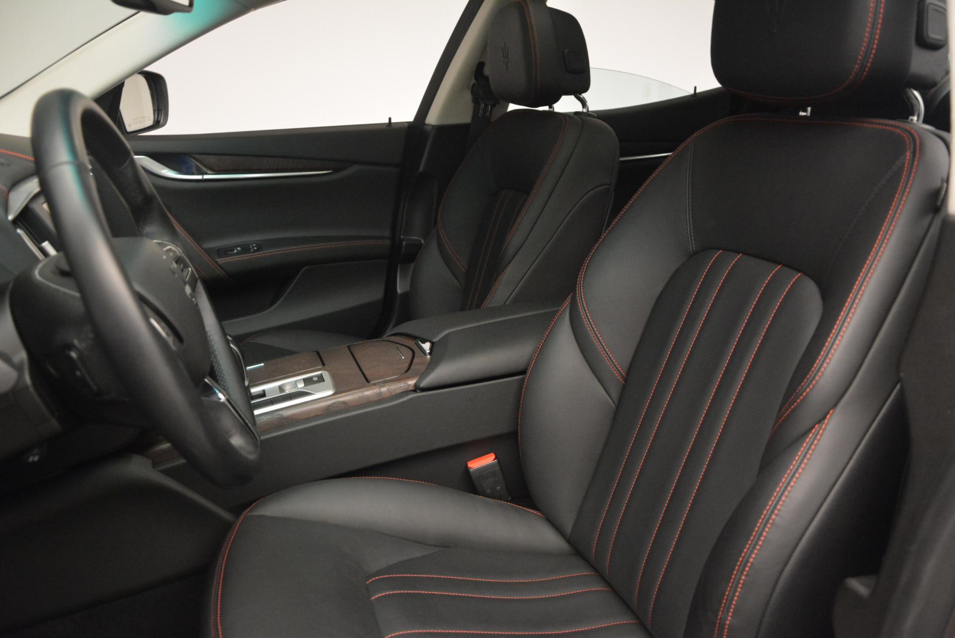 Used 2016 Maserati Ghibli S Q4 For Sale In Greenwich, CT 192_p24