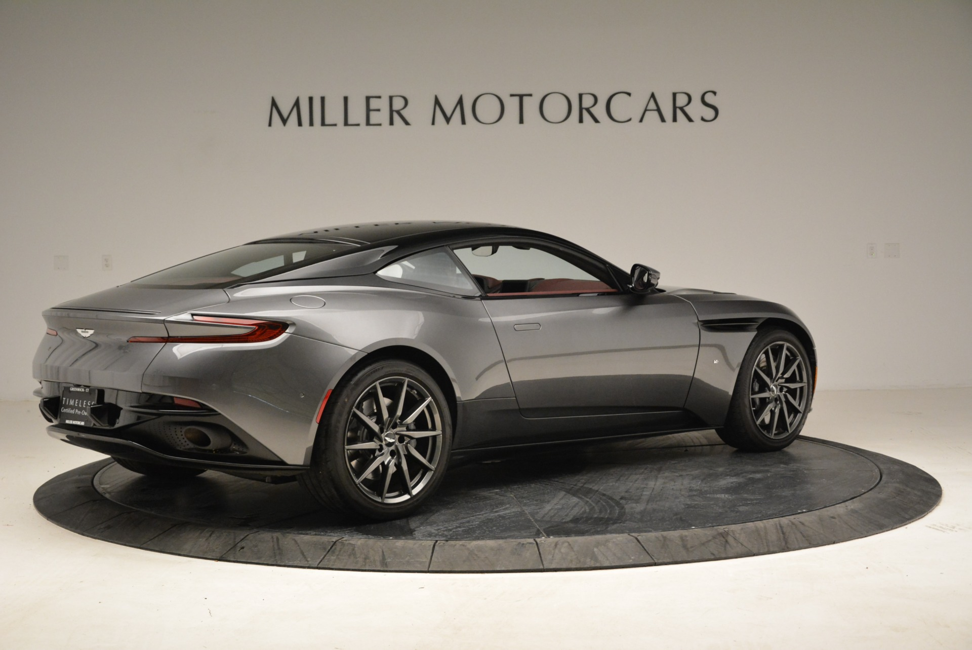 Used 2017 Aston Martin DB11  For Sale In Greenwich, CT 1920_p8
