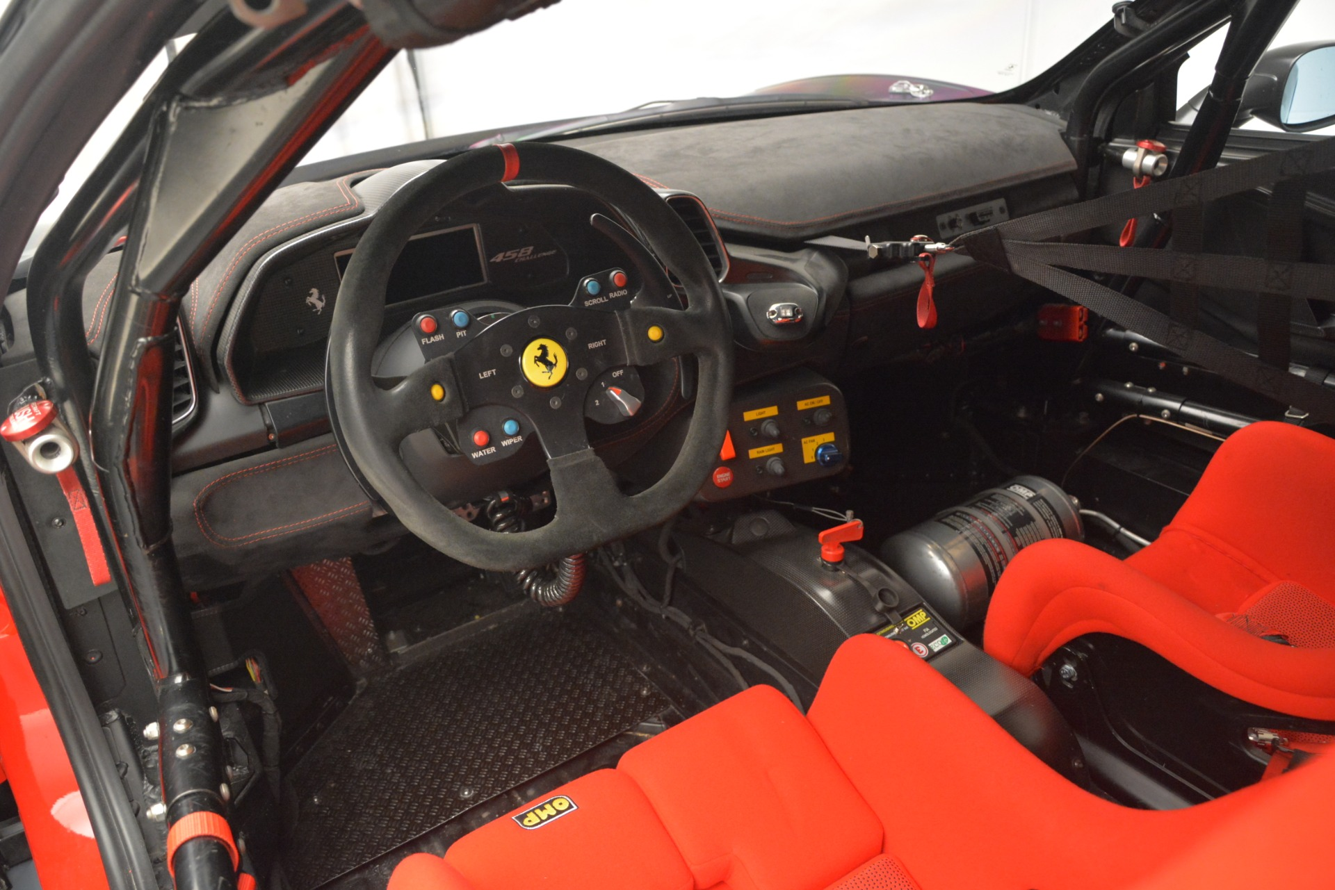 Used 2013 Ferrari 458 Challenge  For Sale In Greenwich, CT 1921_p12