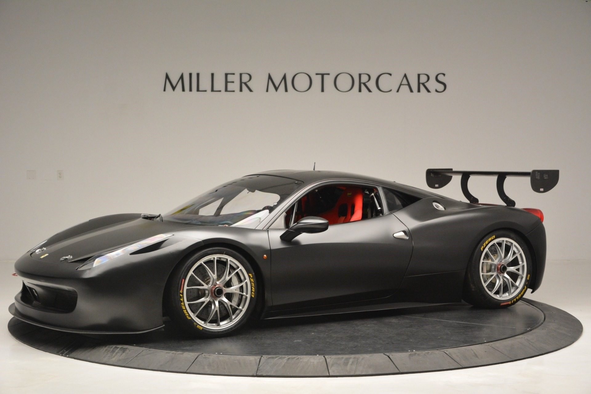Used 2013 Ferrari 458 Challenge  For Sale In Greenwich, CT 1921_p2