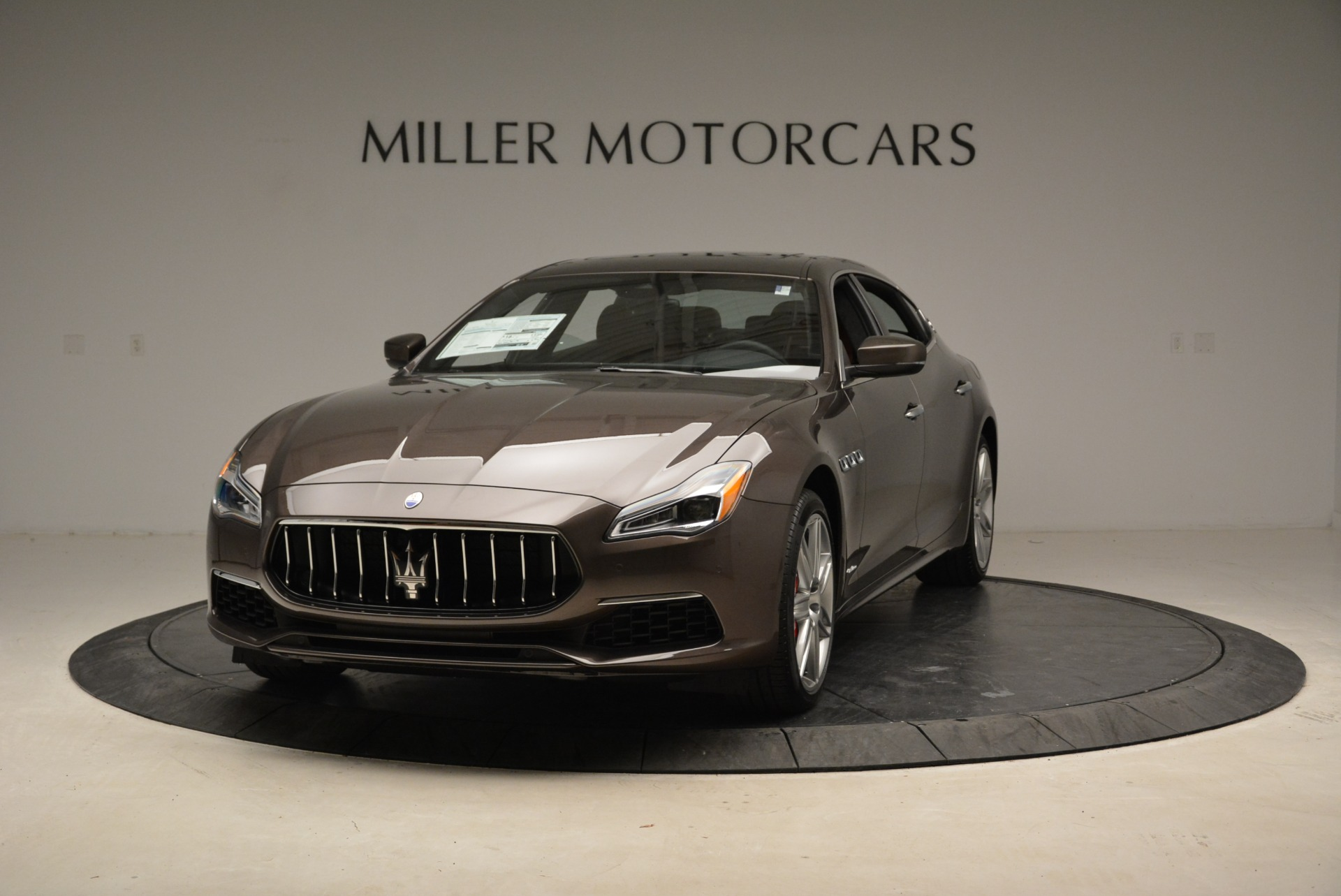 New 2018 Maserati Quattroporte S Q4 GranLusso For Sale In Greenwich, CT 1926_main