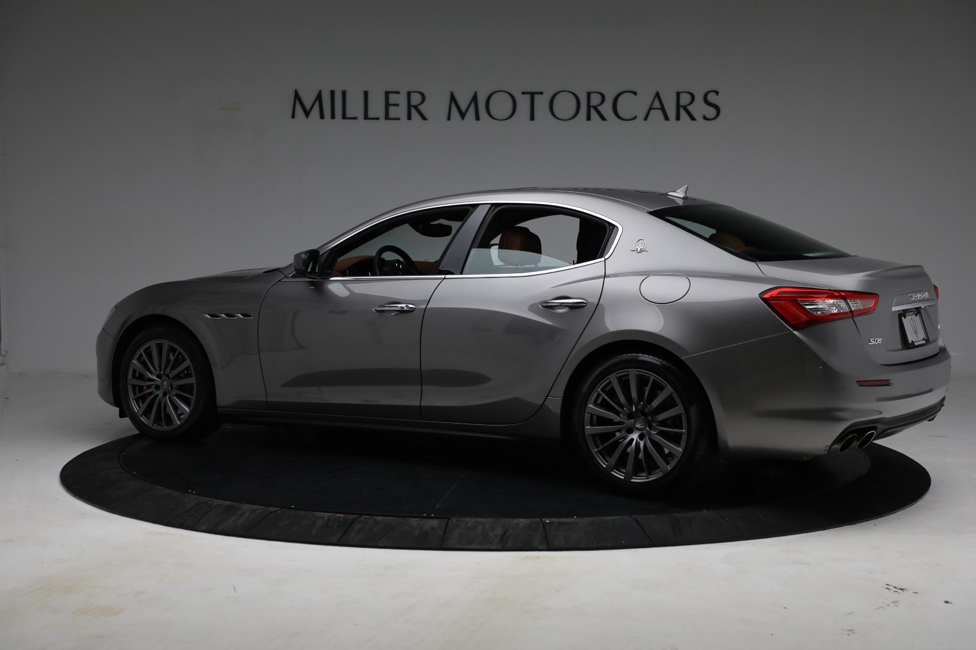 New 2018 Maserati Ghibli S Q4 For Sale In Greenwich, CT 1930_p4