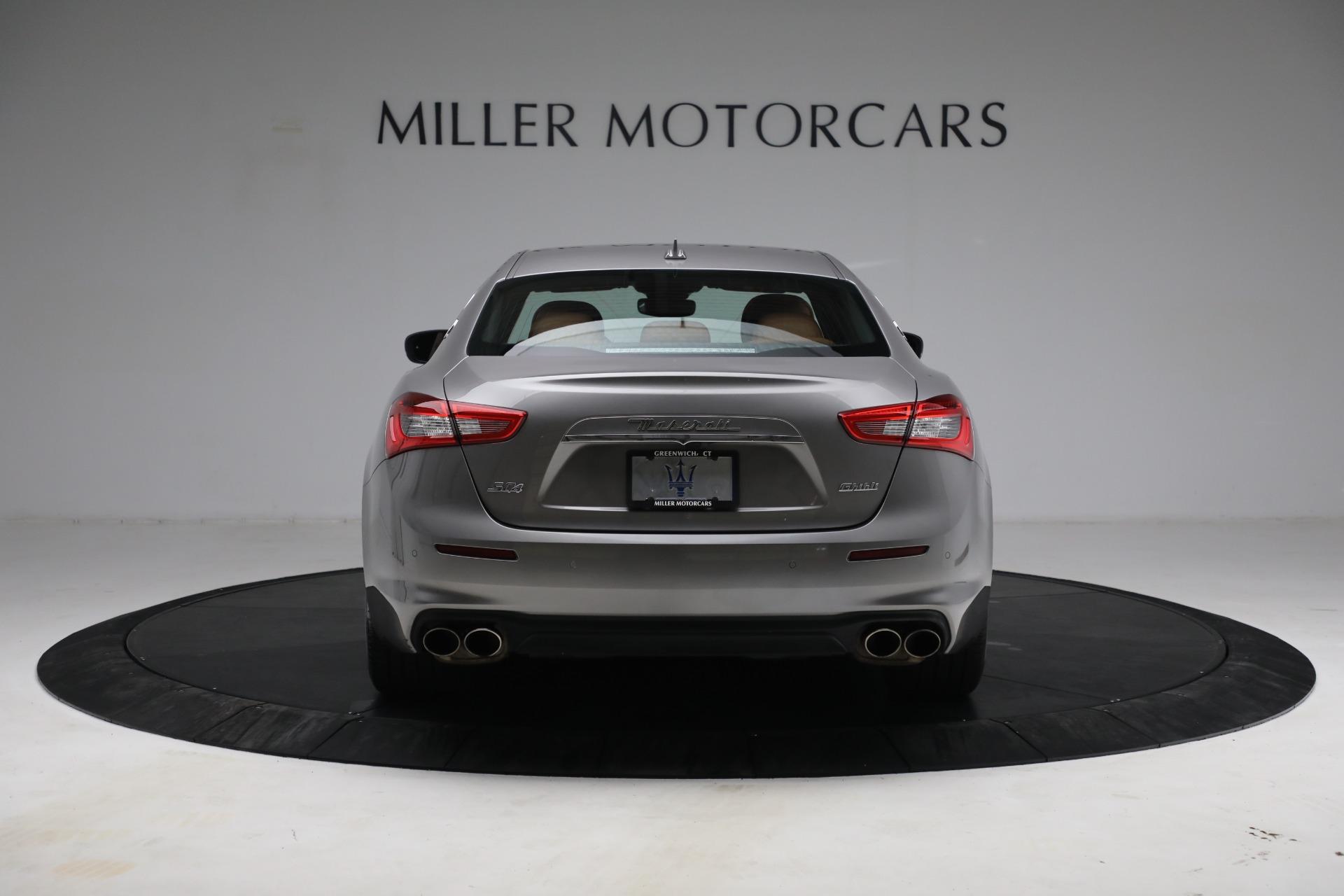 New 2018 Maserati Ghibli S Q4 For Sale In Greenwich, CT 1930_p6