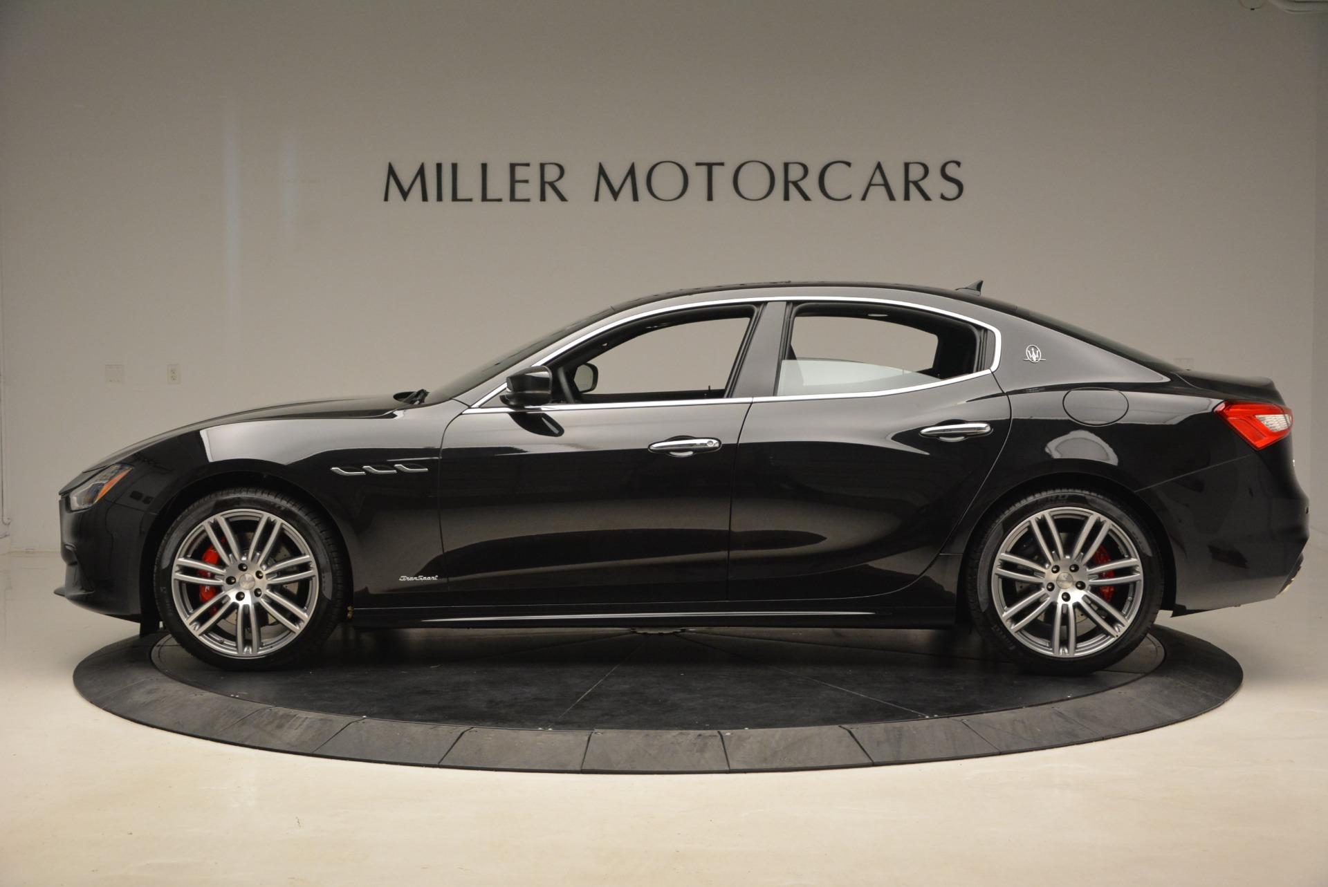 New 2018 Maserati Ghibli S Q4 GranSport For Sale In Greenwich, CT 1931_p3
