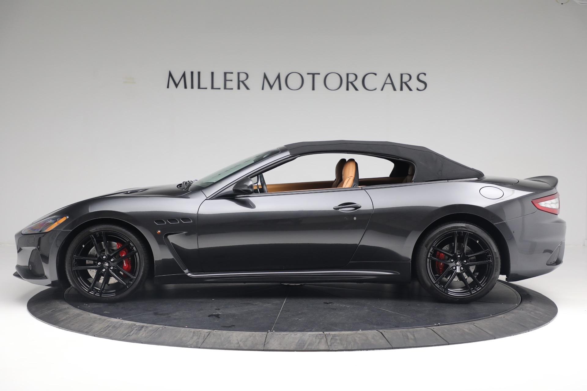 New 2018 Maserati GranTurismo MC Convertible For Sale In Greenwich, CT 1933_p14