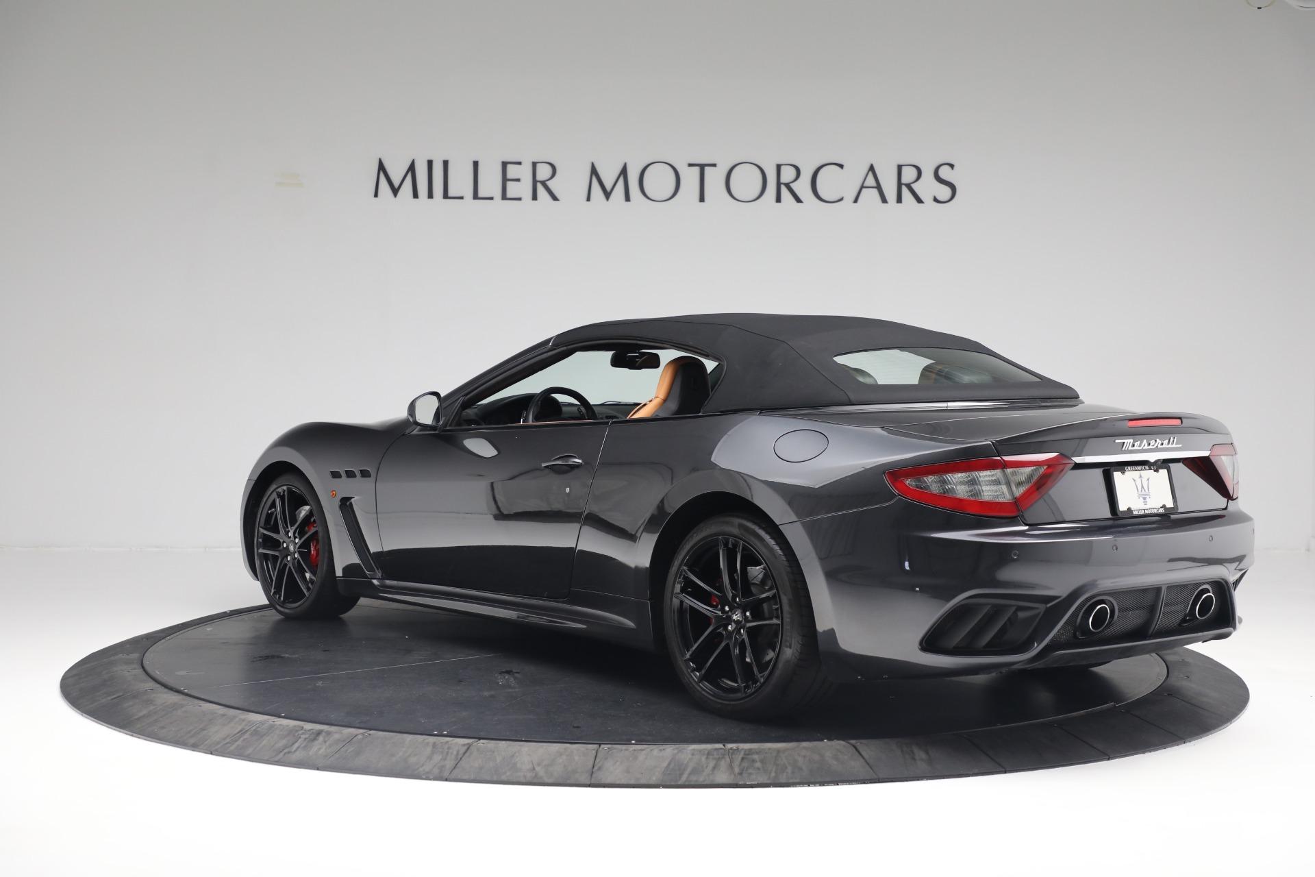 New 2018 Maserati GranTurismo MC Convertible For Sale In Greenwich, CT 1933_p15