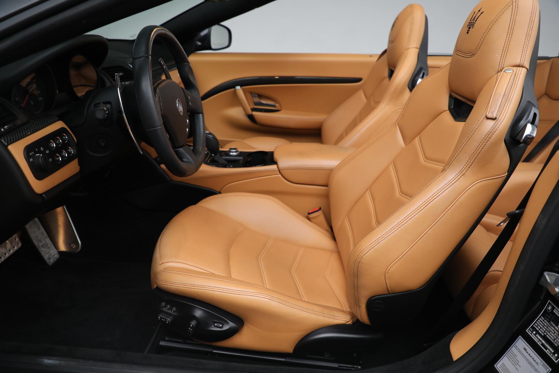 New 2018 Maserati GranTurismo MC Convertible For Sale In Greenwich, CT 1933_p20