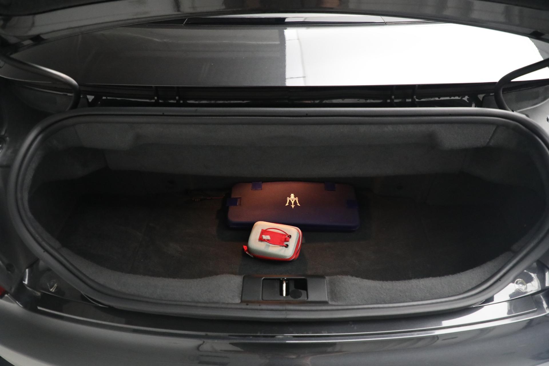 New 2018 Maserati GranTurismo MC Convertible For Sale In Greenwich, CT 1933_p28