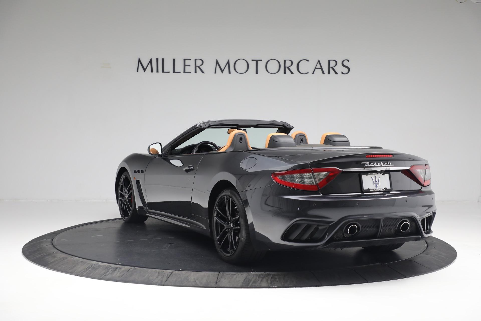 New 2018 Maserati GranTurismo MC Convertible For Sale In Greenwich, CT 1933_p5