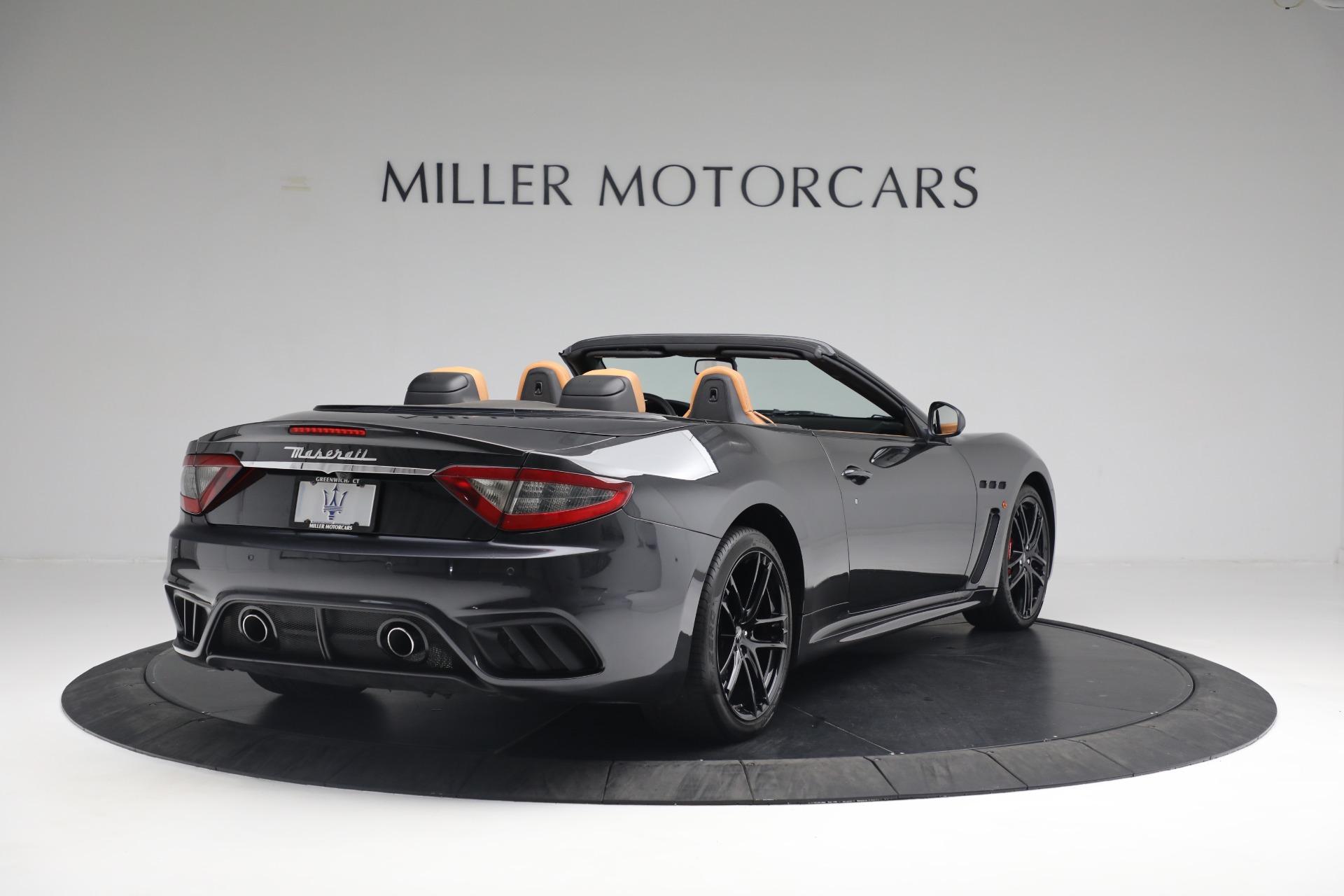 New 2018 Maserati GranTurismo MC Convertible For Sale In Greenwich, CT 1933_p7