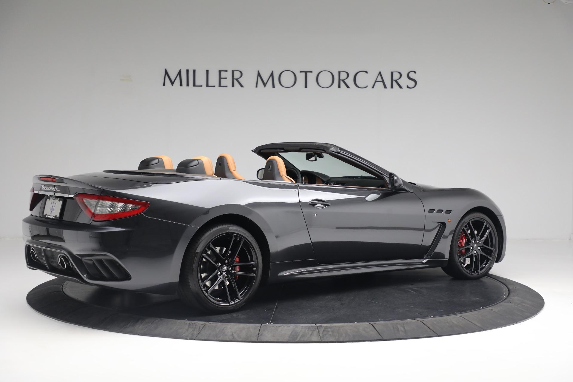 New 2018 Maserati GranTurismo MC Convertible For Sale In Greenwich, CT 1933_p8