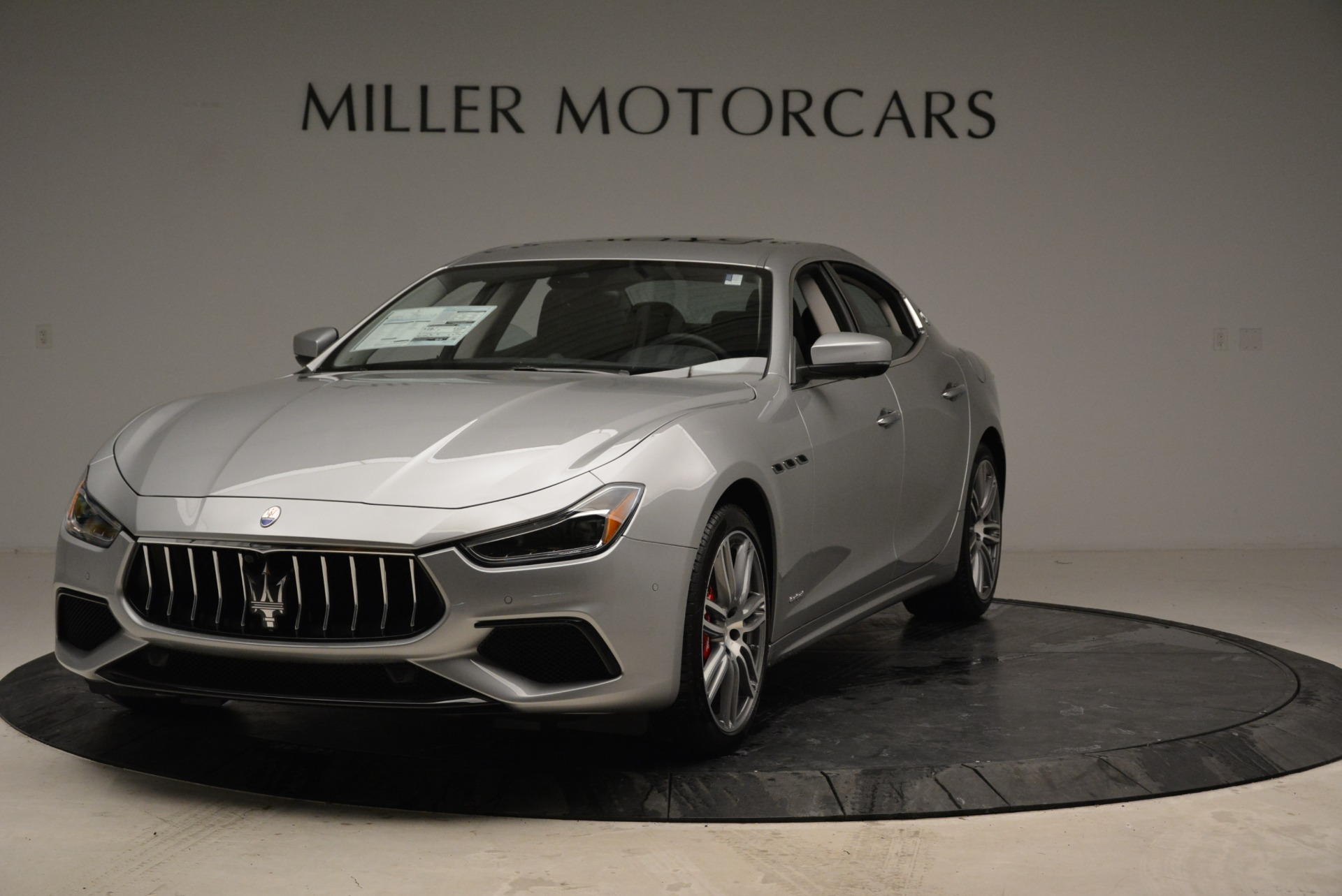 New 2018 Maserati Ghibli S Q4 Gransport For Sale In Greenwich, CT 1934_main