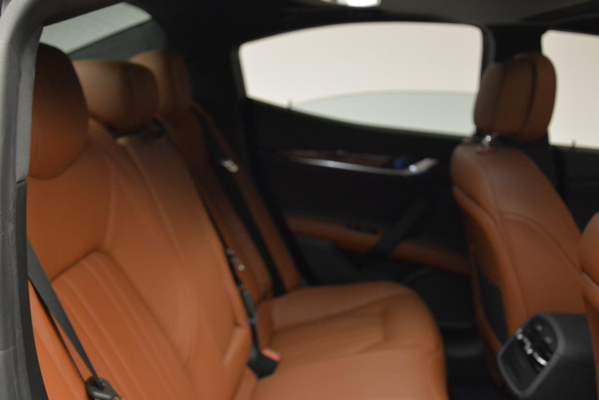 New 2018 Maserati Ghibli S Q4 For Sale In Greenwich, CT 1937_p20