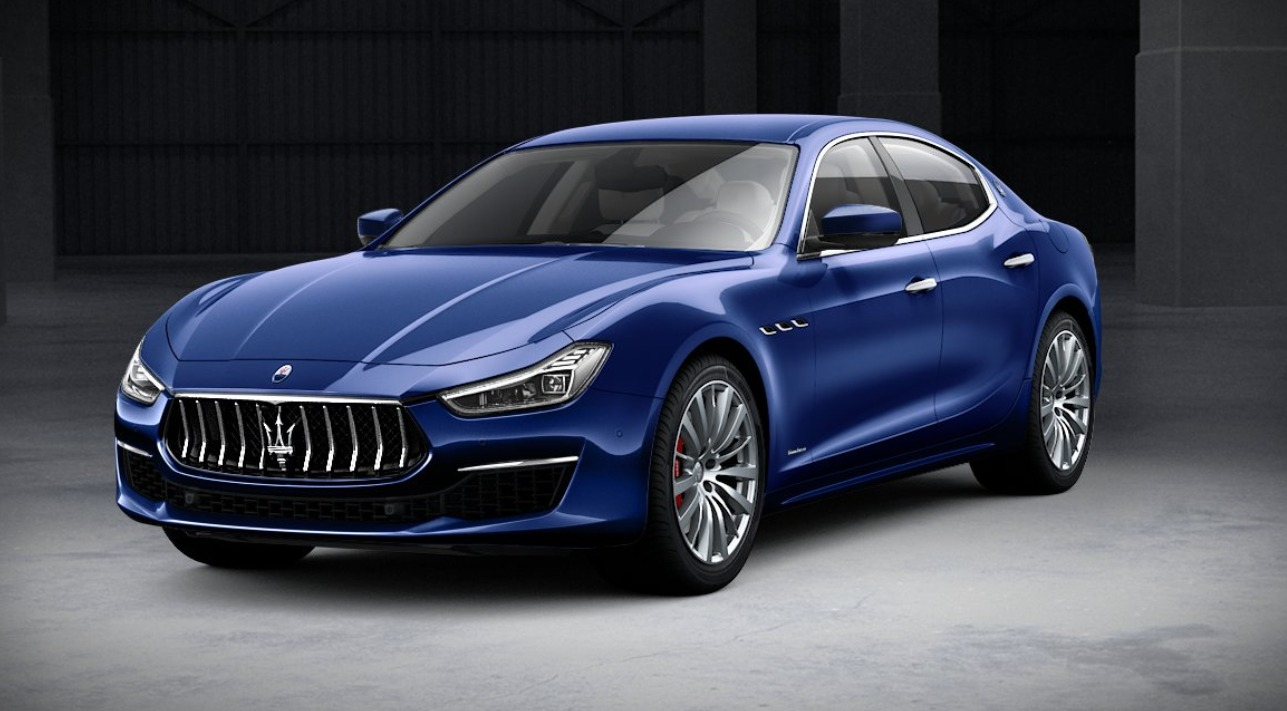 New 2018 Maserati Ghibli S Q4 GranLusso For Sale In Greenwich, CT 1941_main