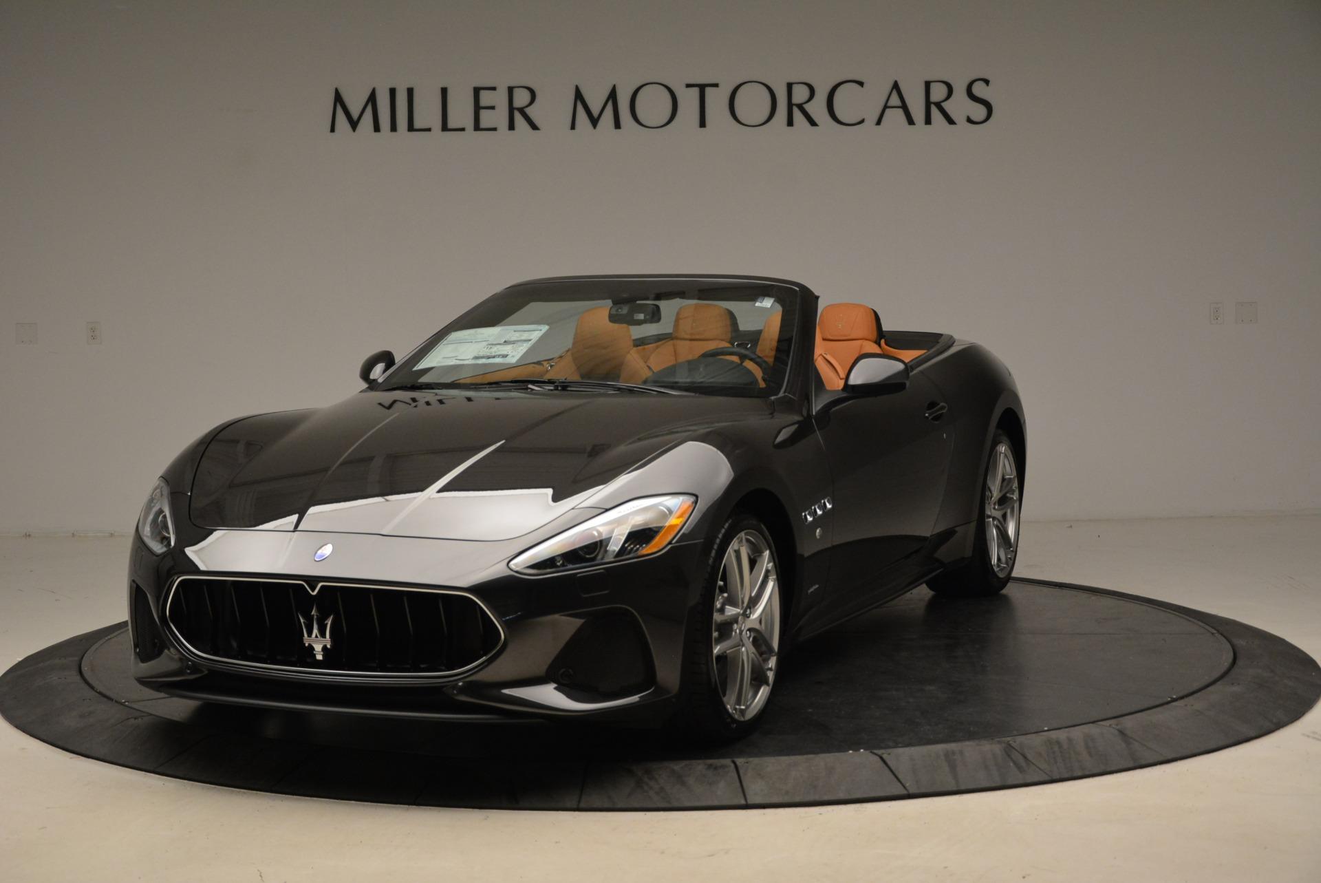 New 2018 Maserati GranTurismo Sport Convertible For Sale In Greenwich, CT 1942_p13
