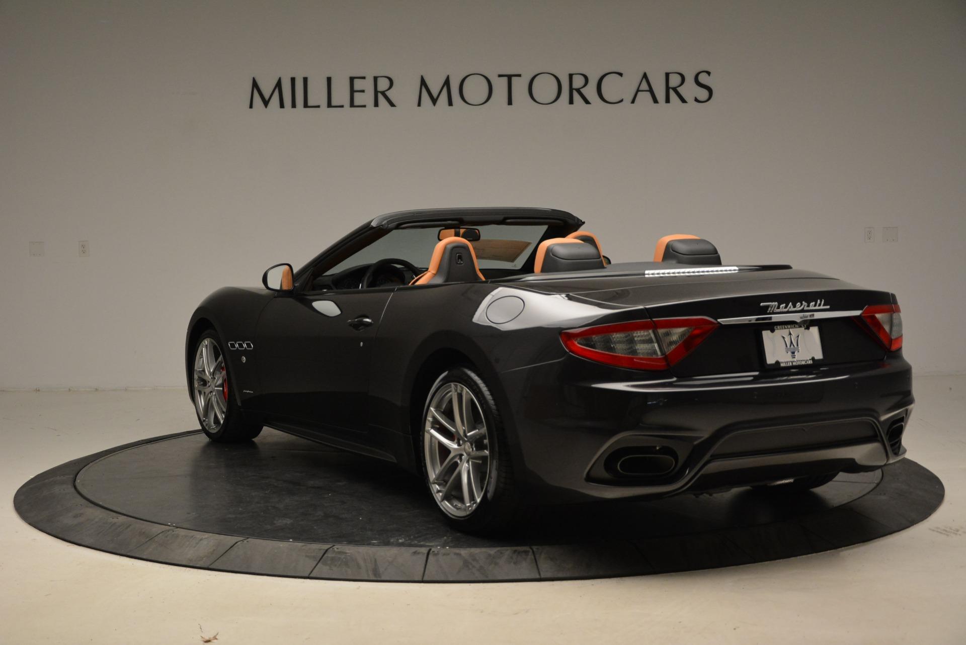 New 2018 Maserati GranTurismo Sport Convertible For Sale In Greenwich, CT 1942_p17