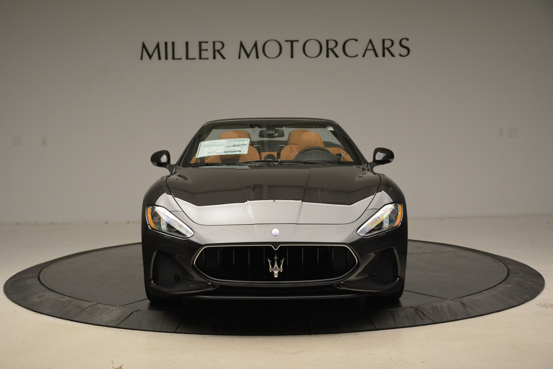 New 2018 Maserati GranTurismo Sport Convertible For Sale In Greenwich, CT 1942_p24